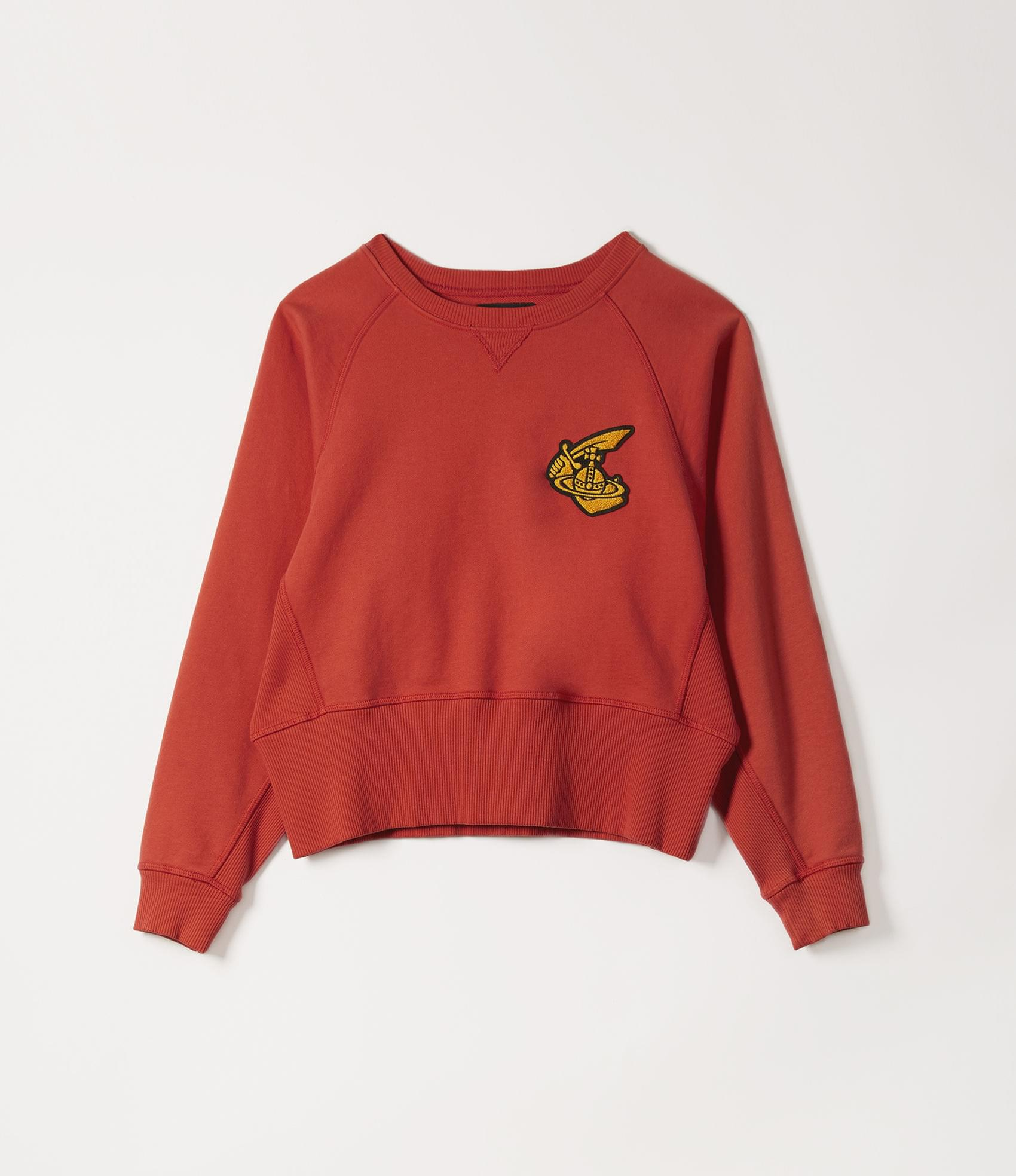 Vivienne Westwood ATHLETIC SWEATSHIRT RED