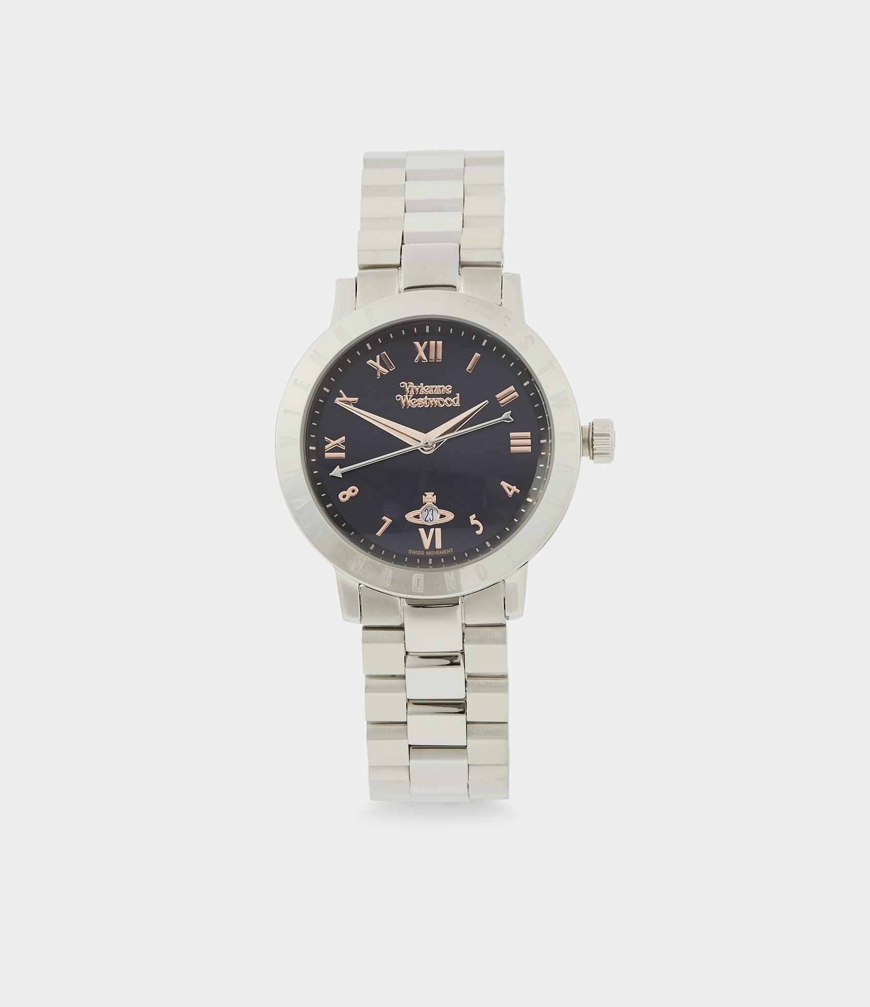 Vivienne Westwood BLOOMSBURY WATCH BLUE