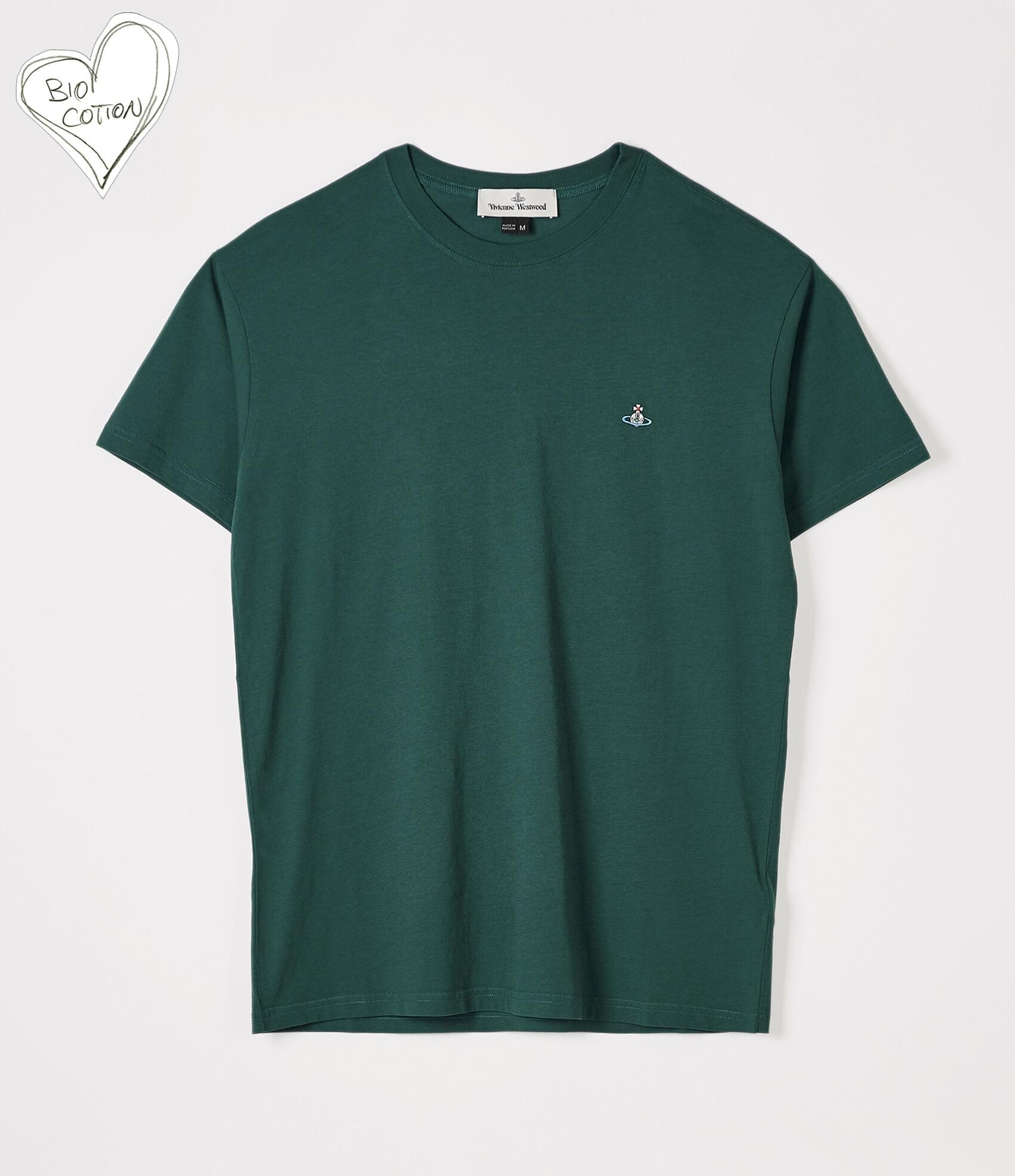 Vivienne Westwood BOXY T-SHIRT GREEN