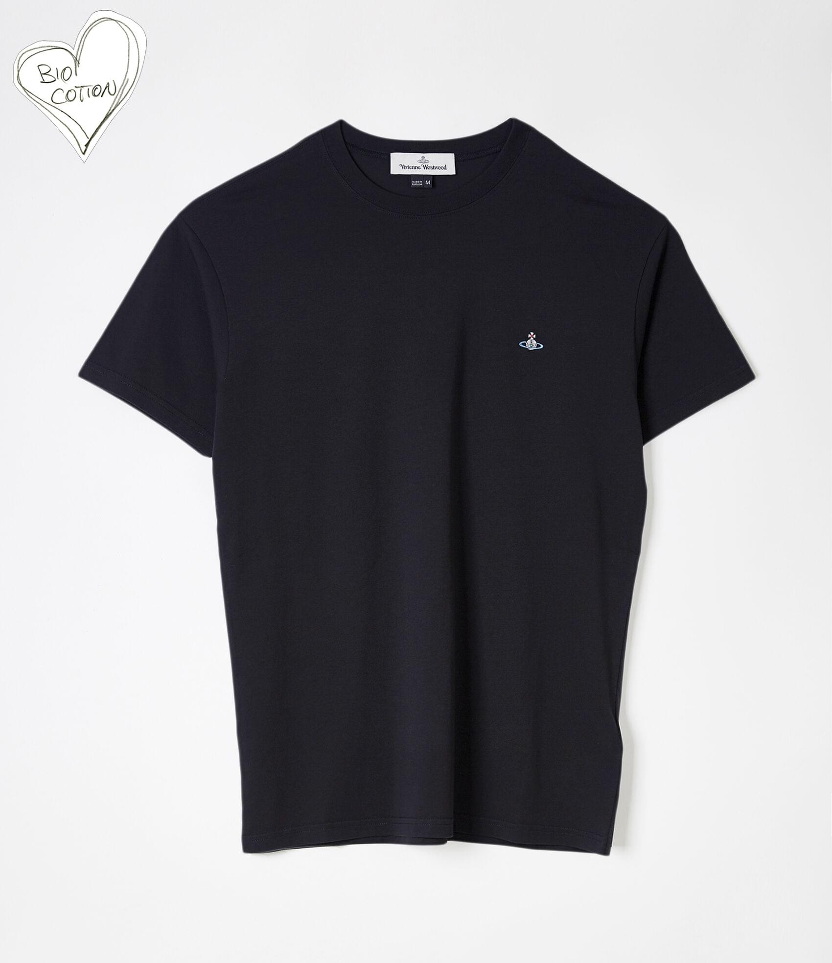 Vivienne Westwood BOXY T-SHIRT NAVY