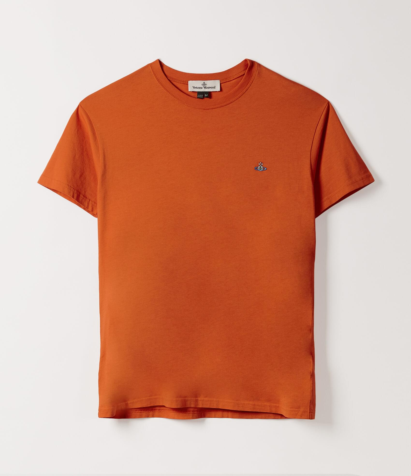 Vivienne Westwood BOXY T-SHIRT ORANGE