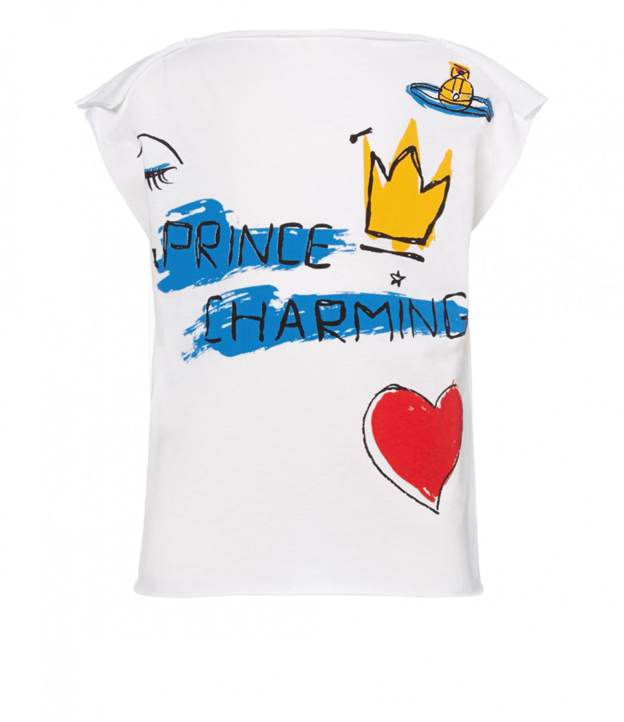 Vivienne Westwood Childs Square Prince Charming T-Shirt