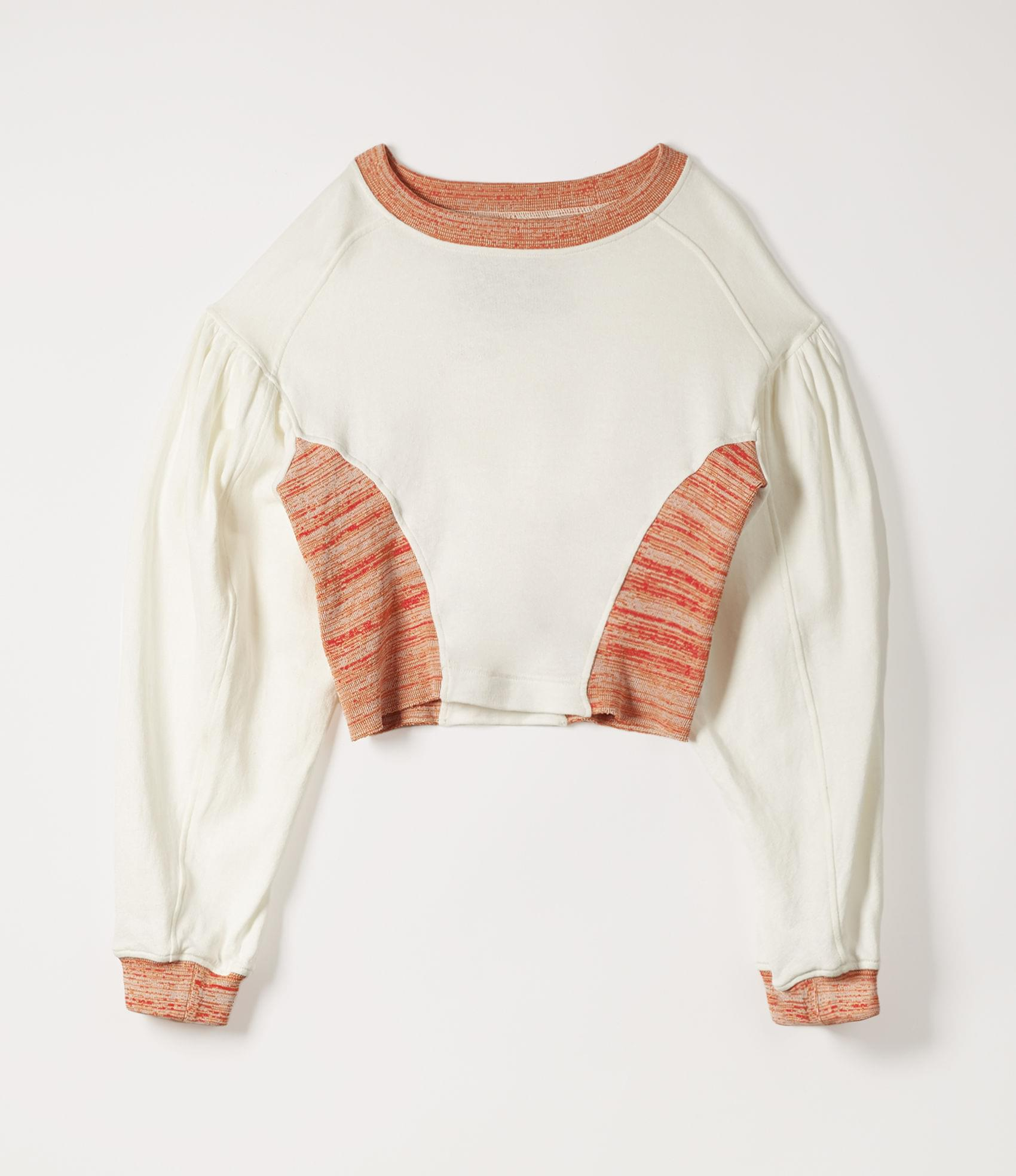 Vivienne Westwood COURT SWEATSHIRT NATURAL