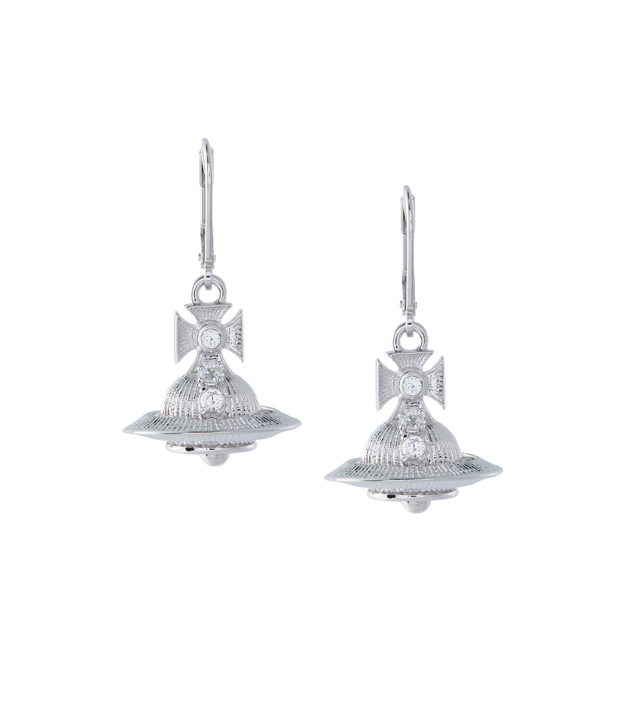 Vivienne Westwood Dagmara Orb Earrings