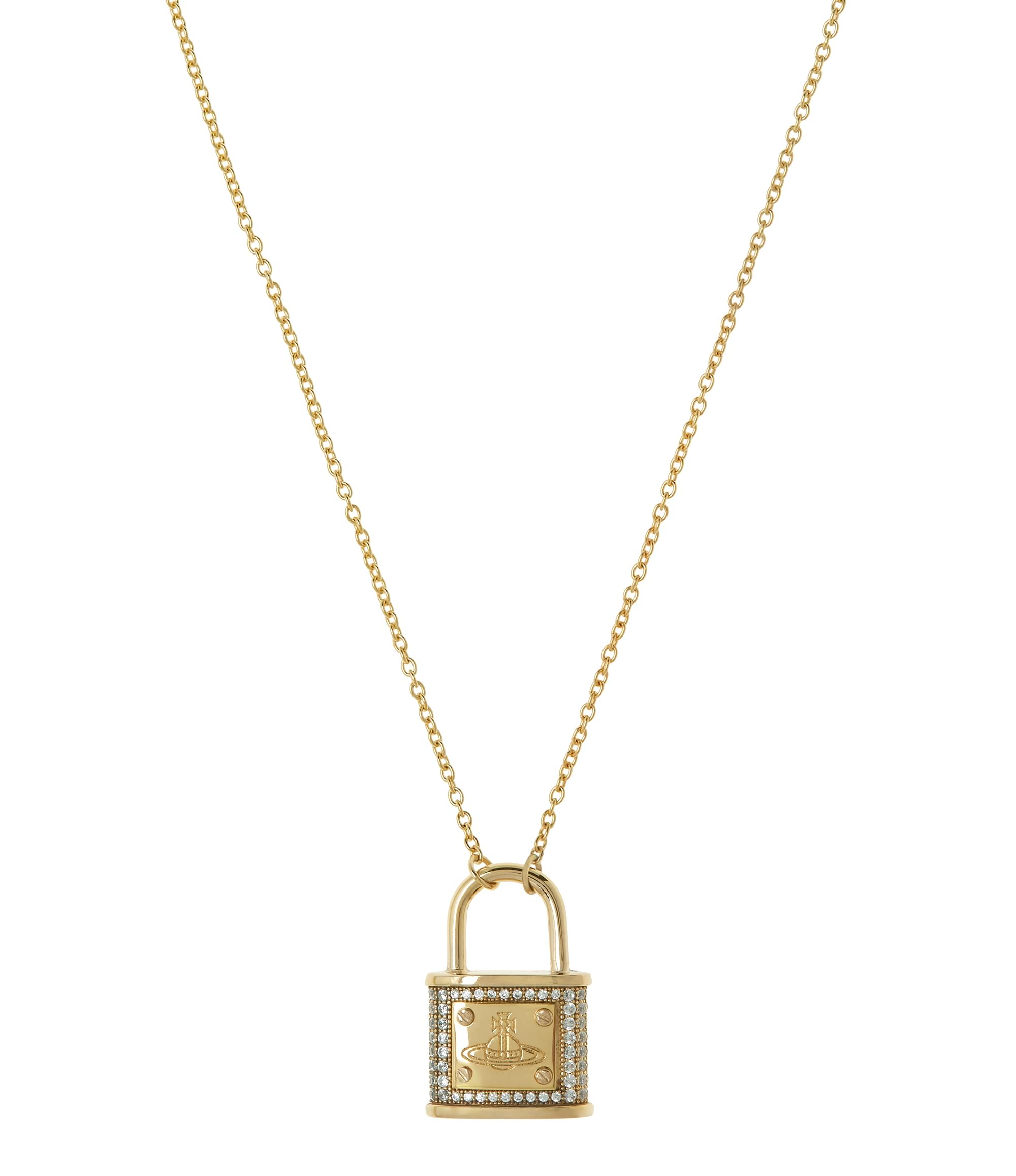 Vivienne Westwood Darianne Small Necklace Gold