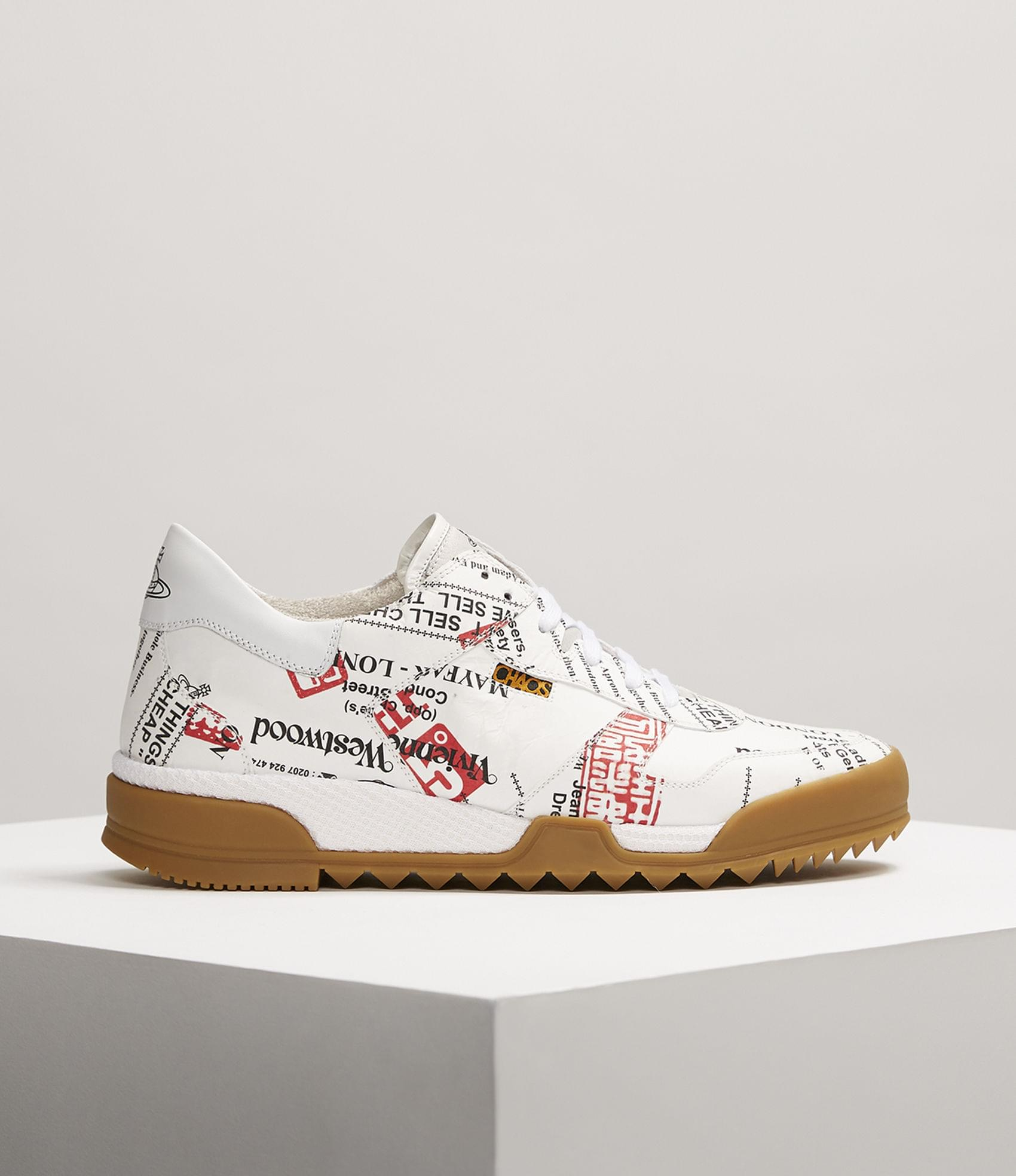 Vivienne Westwood ELCHO SNEAKERS WE DON'T SELL CHEAP THINGS