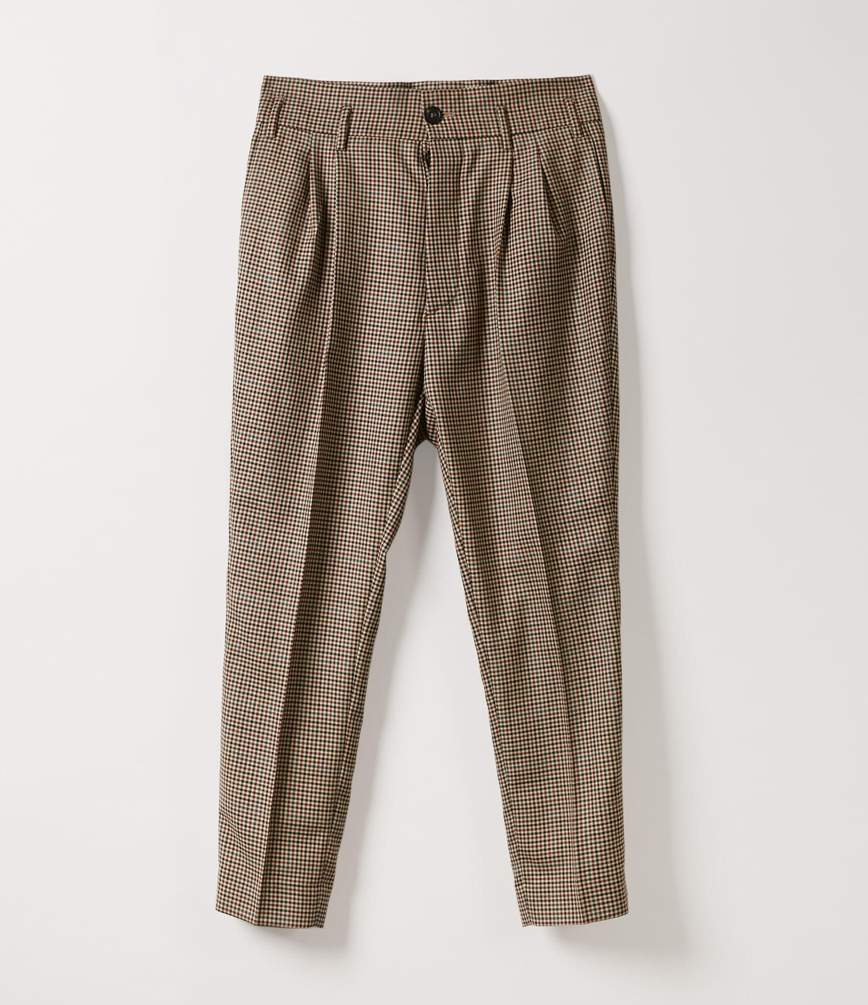 Vivienne Westwood GEORGE TROUSERS ENGLISH CHECK