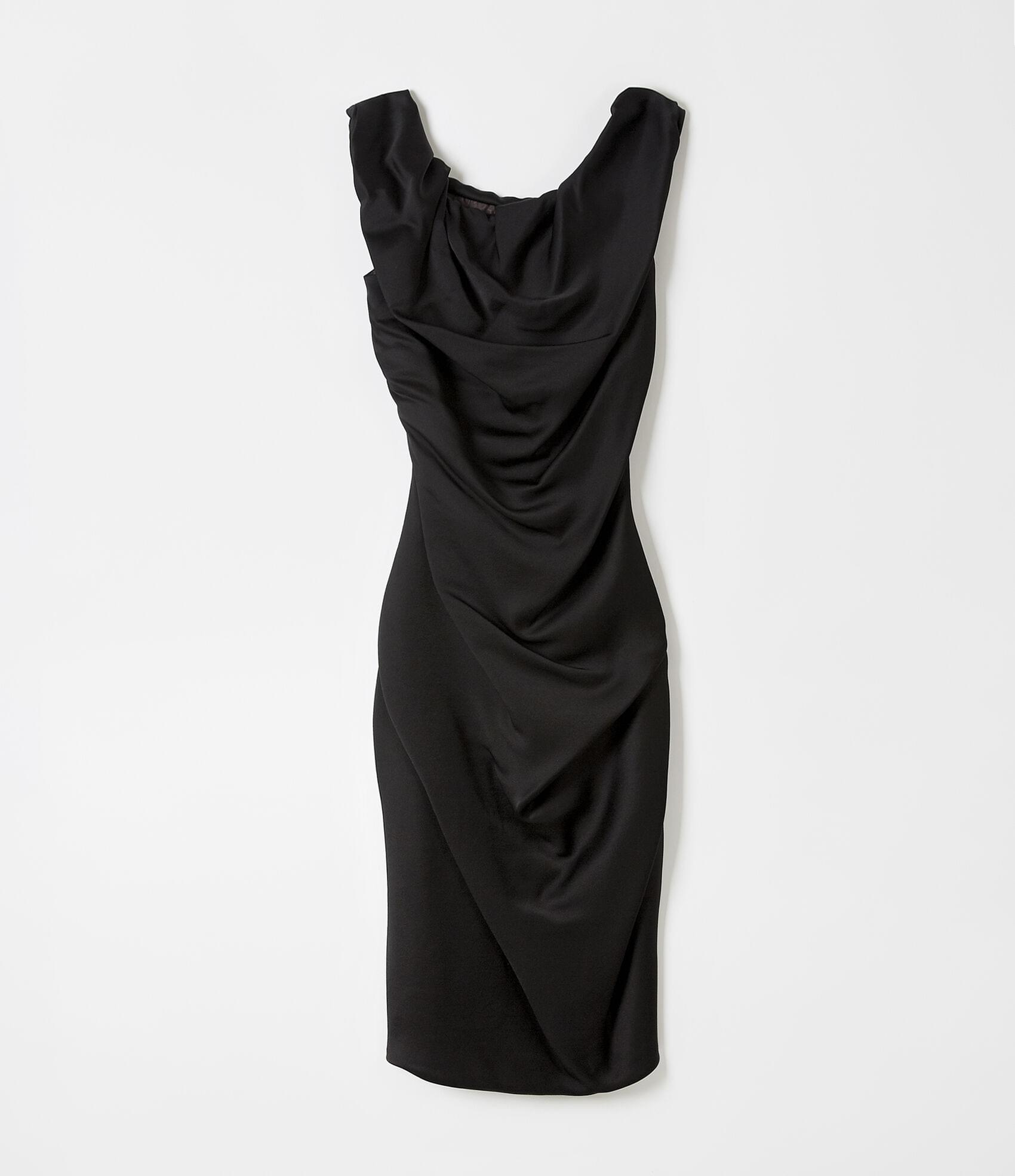 Vivienne Westwood GINNIE PENCIL DRESS BLACK
