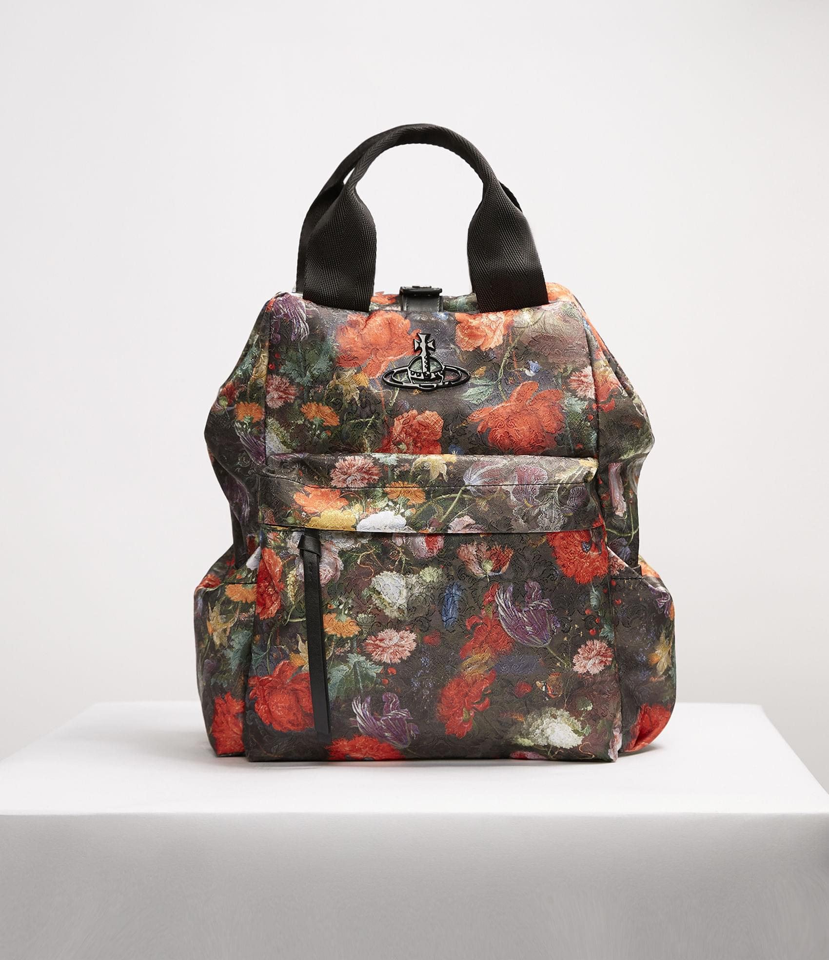 Vivienne Westwood JESSICA SMALL BACKPACK MULTICOLOURED