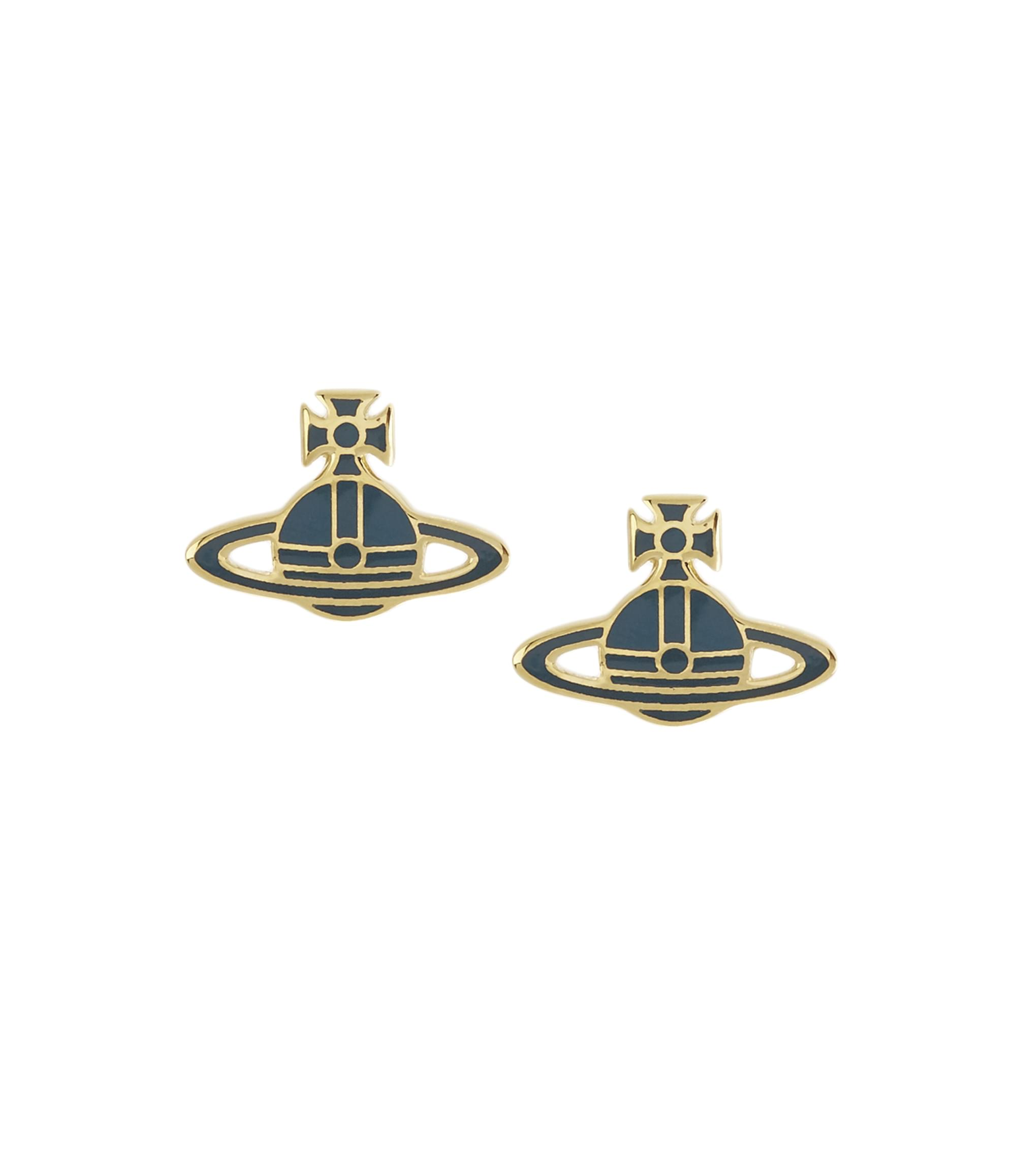 Vivienne Westwood Kate Earrings Teal