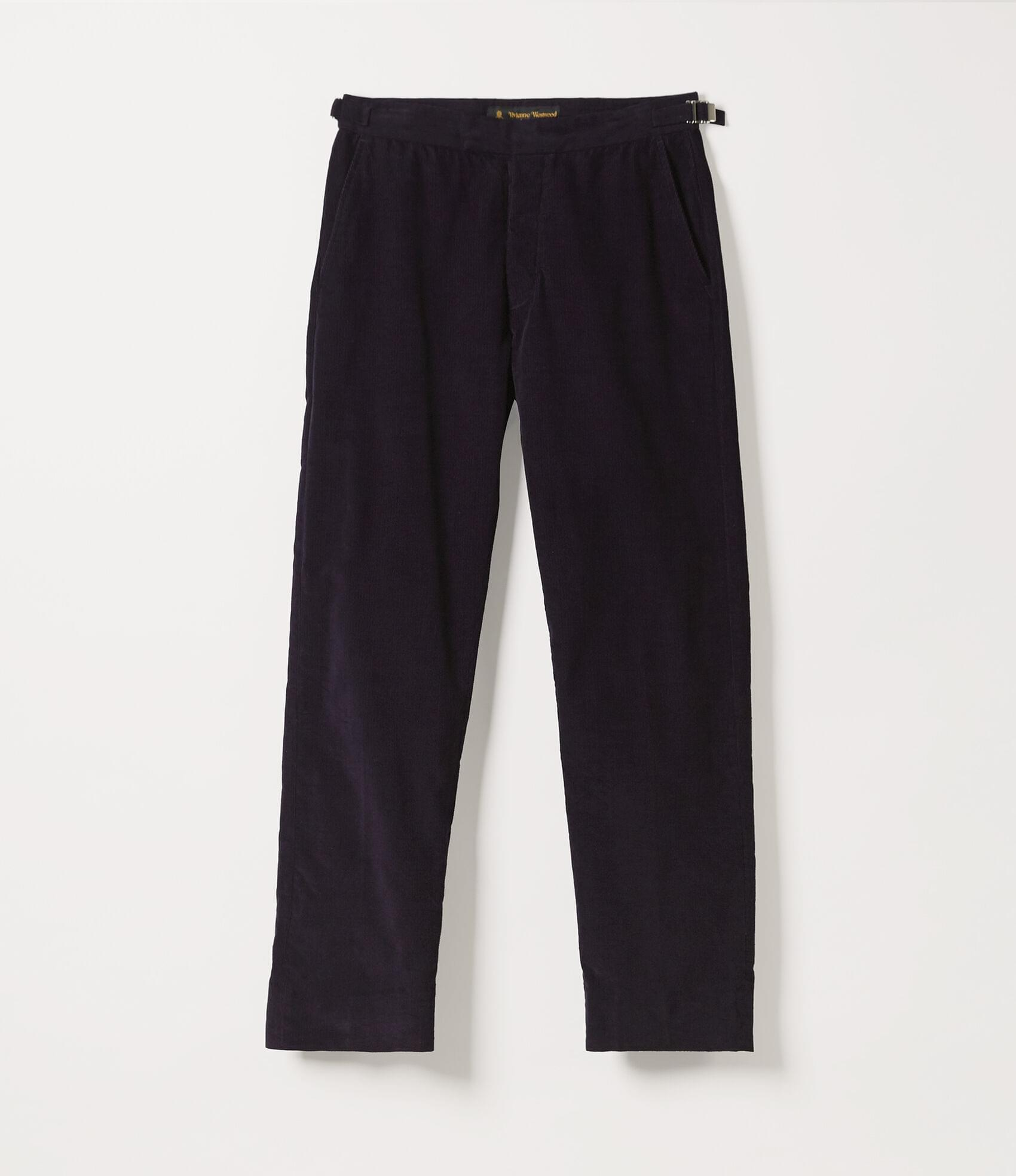 Vivienne Westwood MENS TROUSERS NAVY