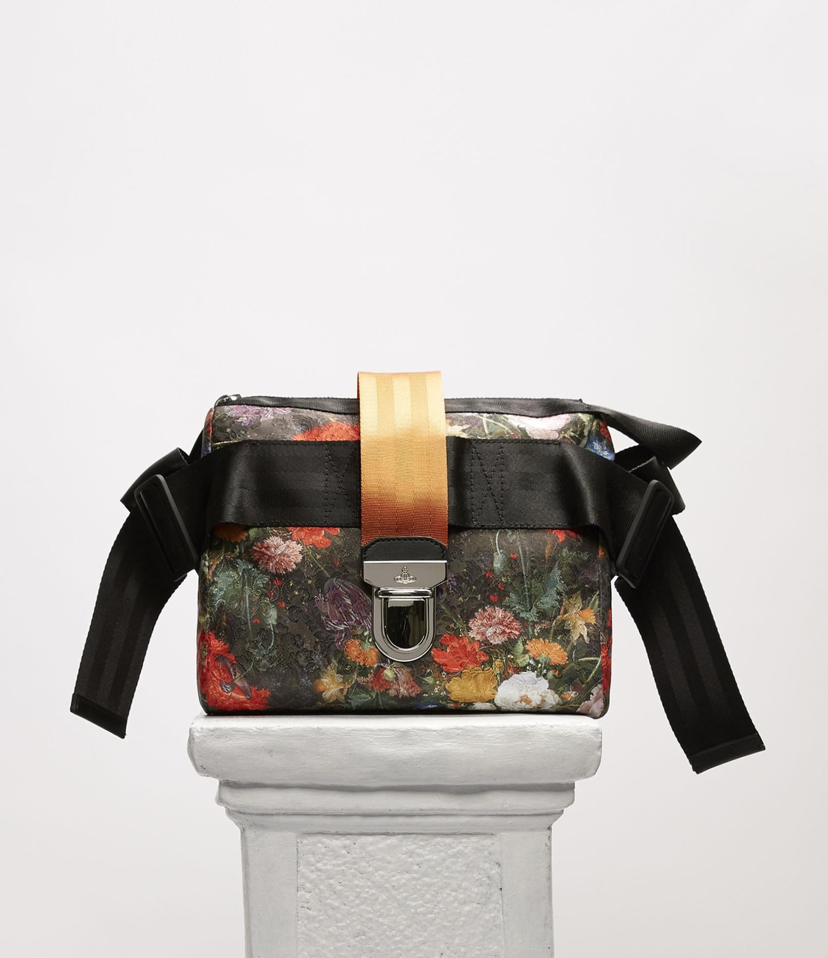Vivienne Westwood NARCISSUS CROSSBODY BAG MULTICOLOURED
