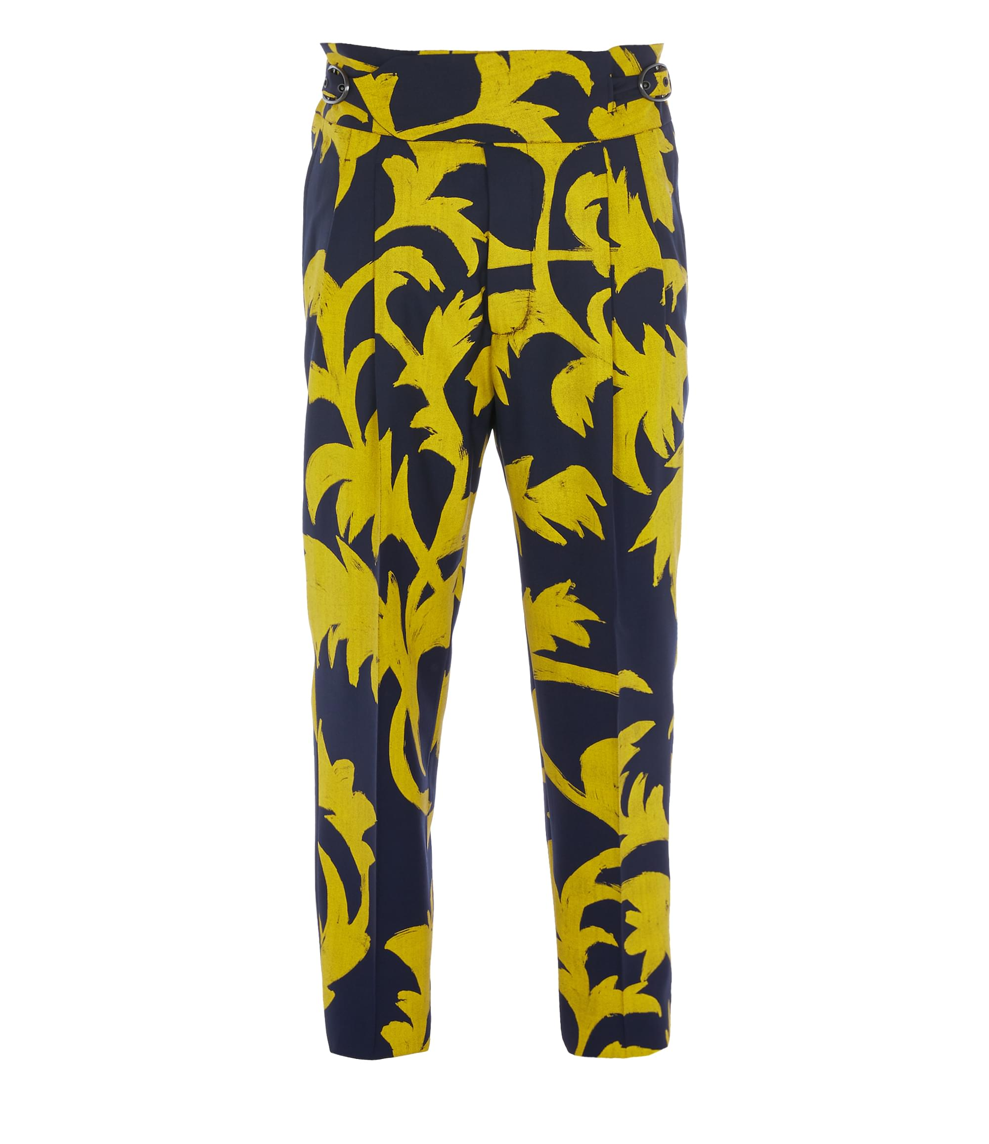 Vivienne Westwood New Classic Trousers Navy Print