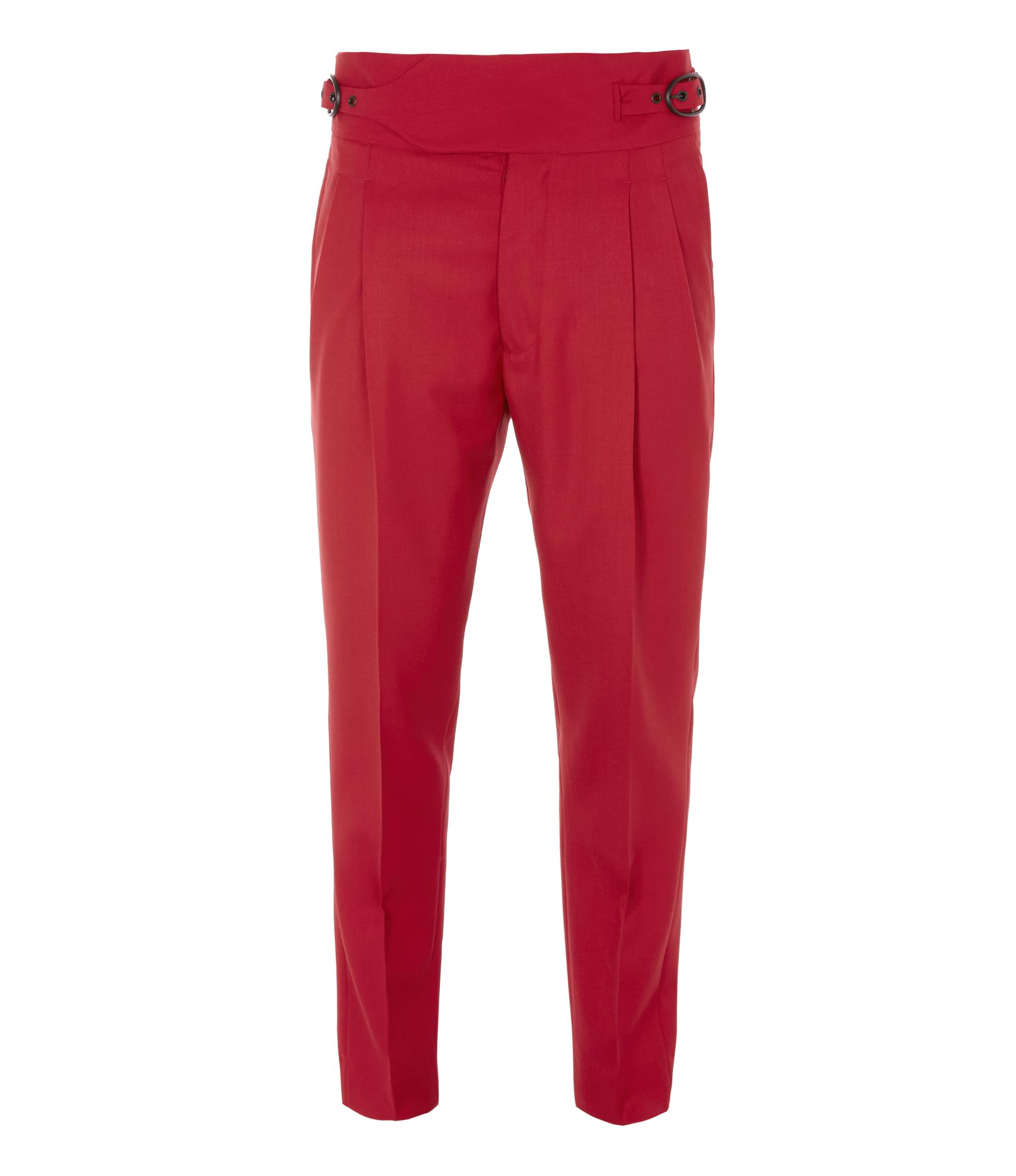 Vivienne Westwood New Classic Trousers Red