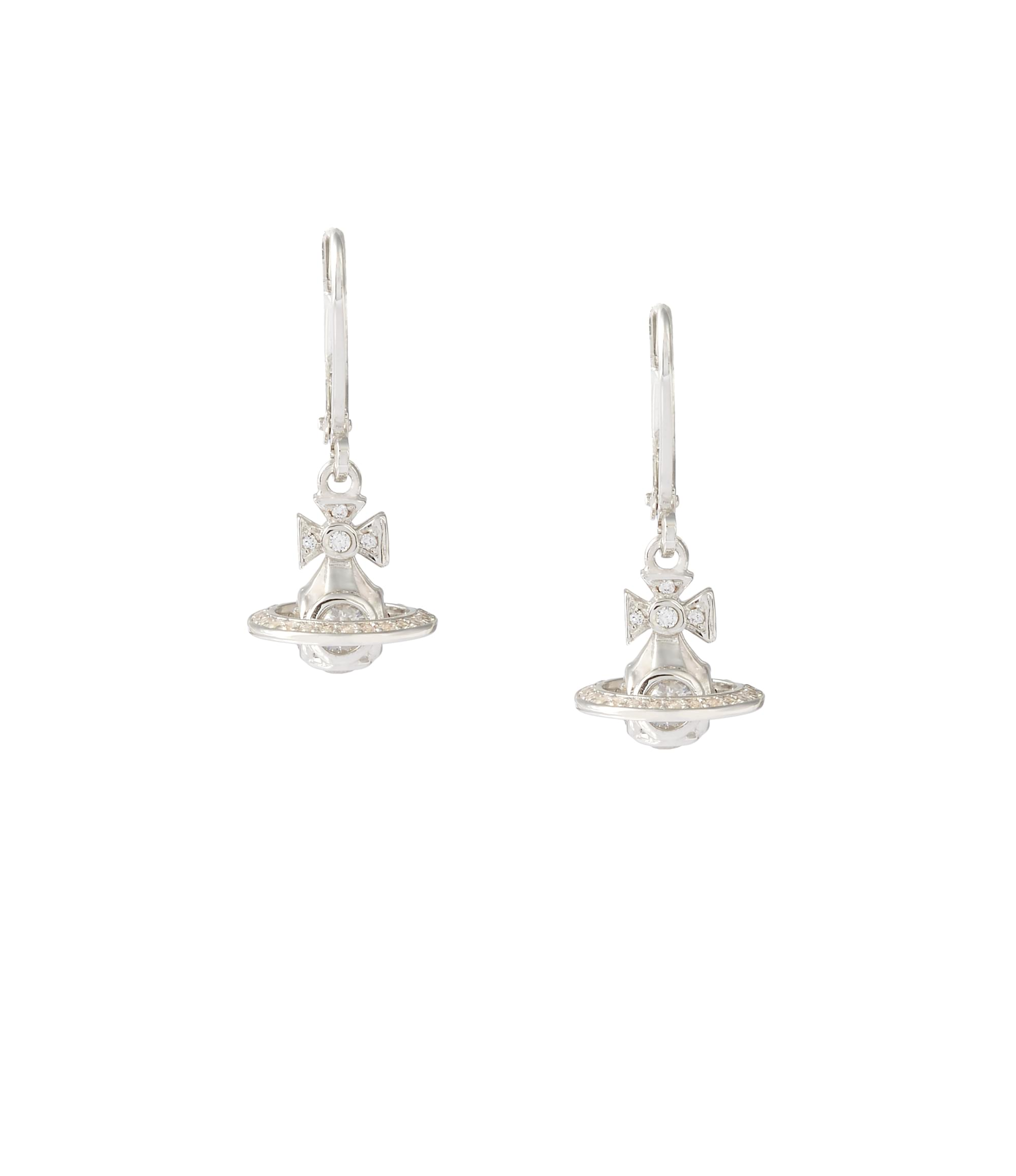 Vivienne Westwood Nicolette Orb Earrings