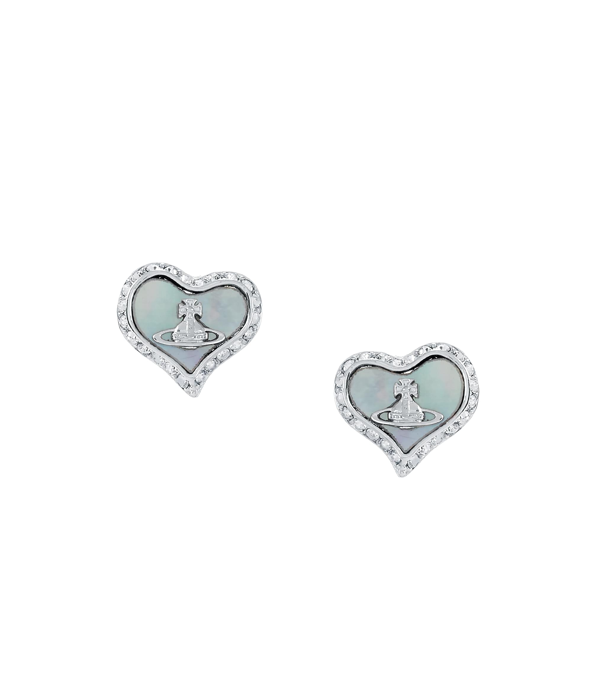 Vivienne Westwood Petra Earrings Silver