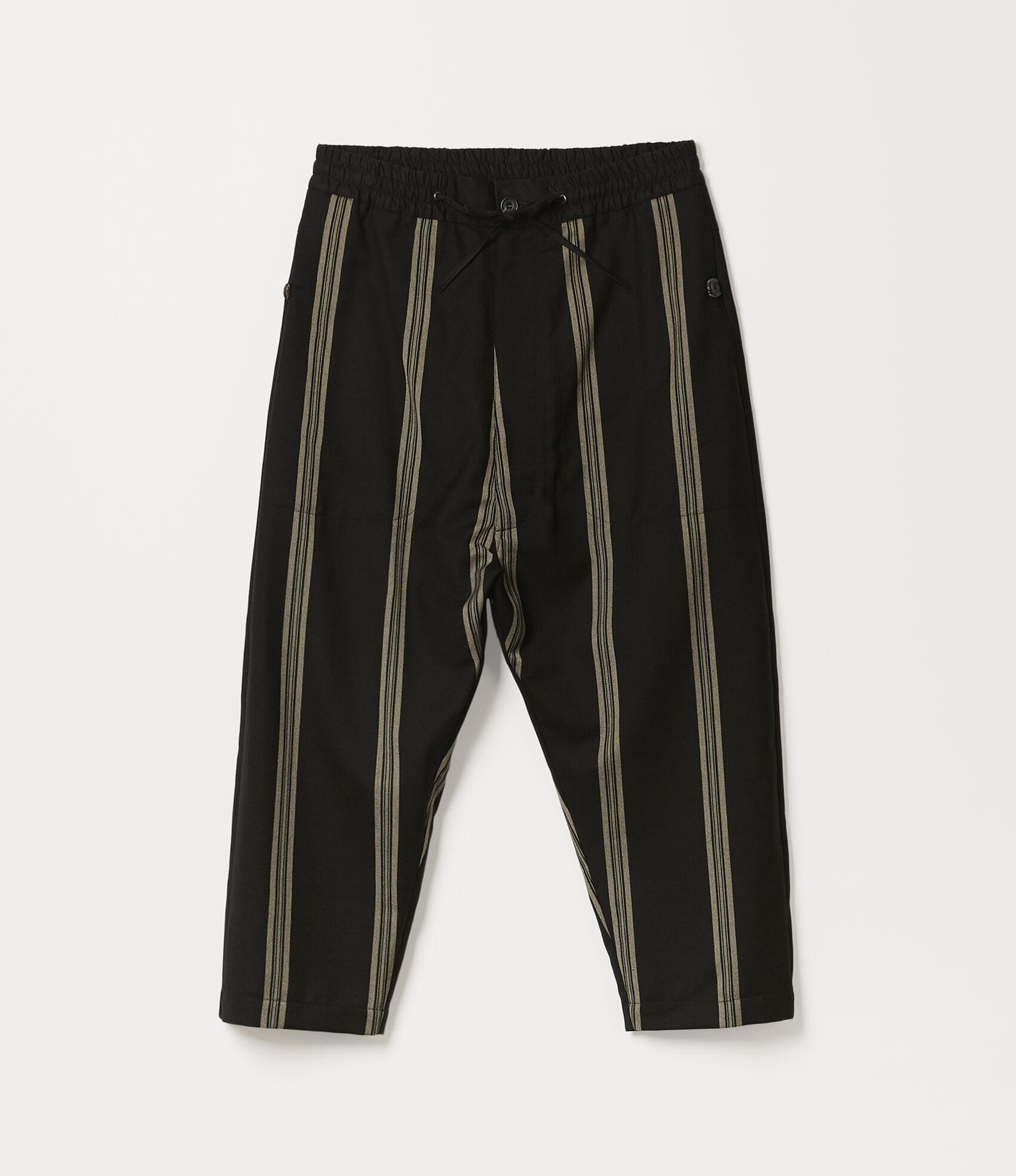 Vivienne Westwood SAMURAI TROUSERS NATURAL STRIPES