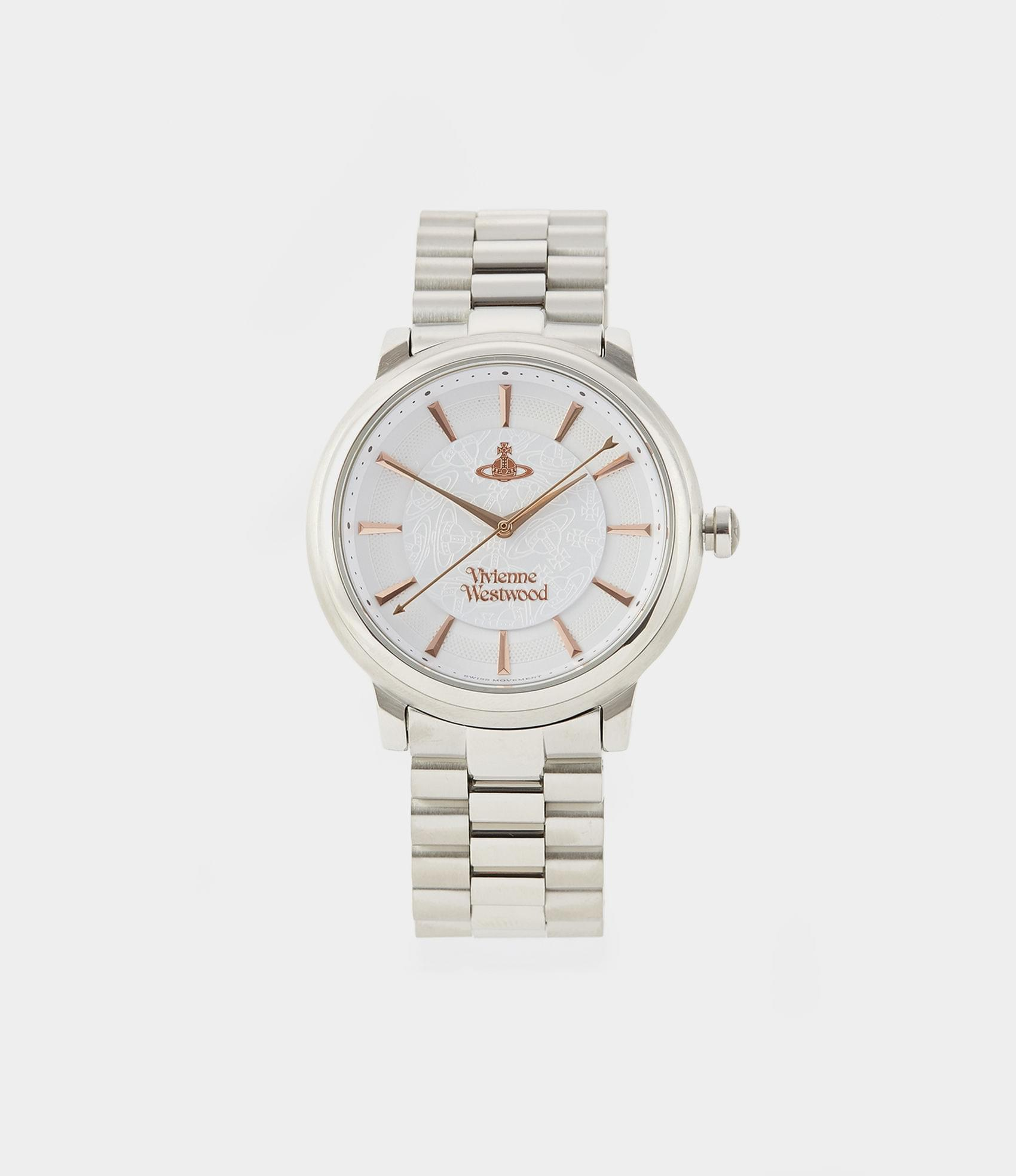 Vivienne Westwood SHOREDITCH WATCH SILVER