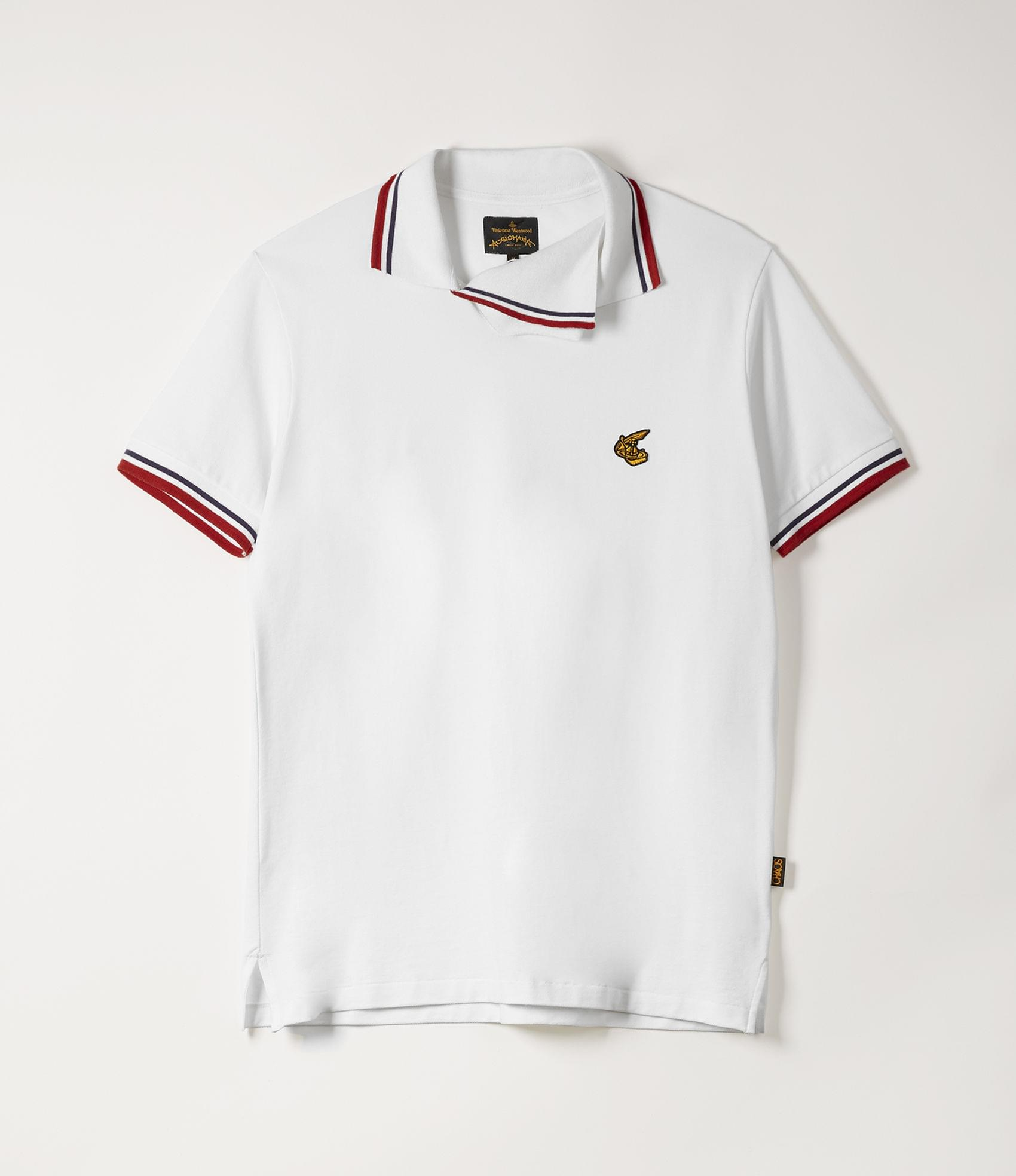 Vivienne Westwood SQUIGGLE POLO SHIRT