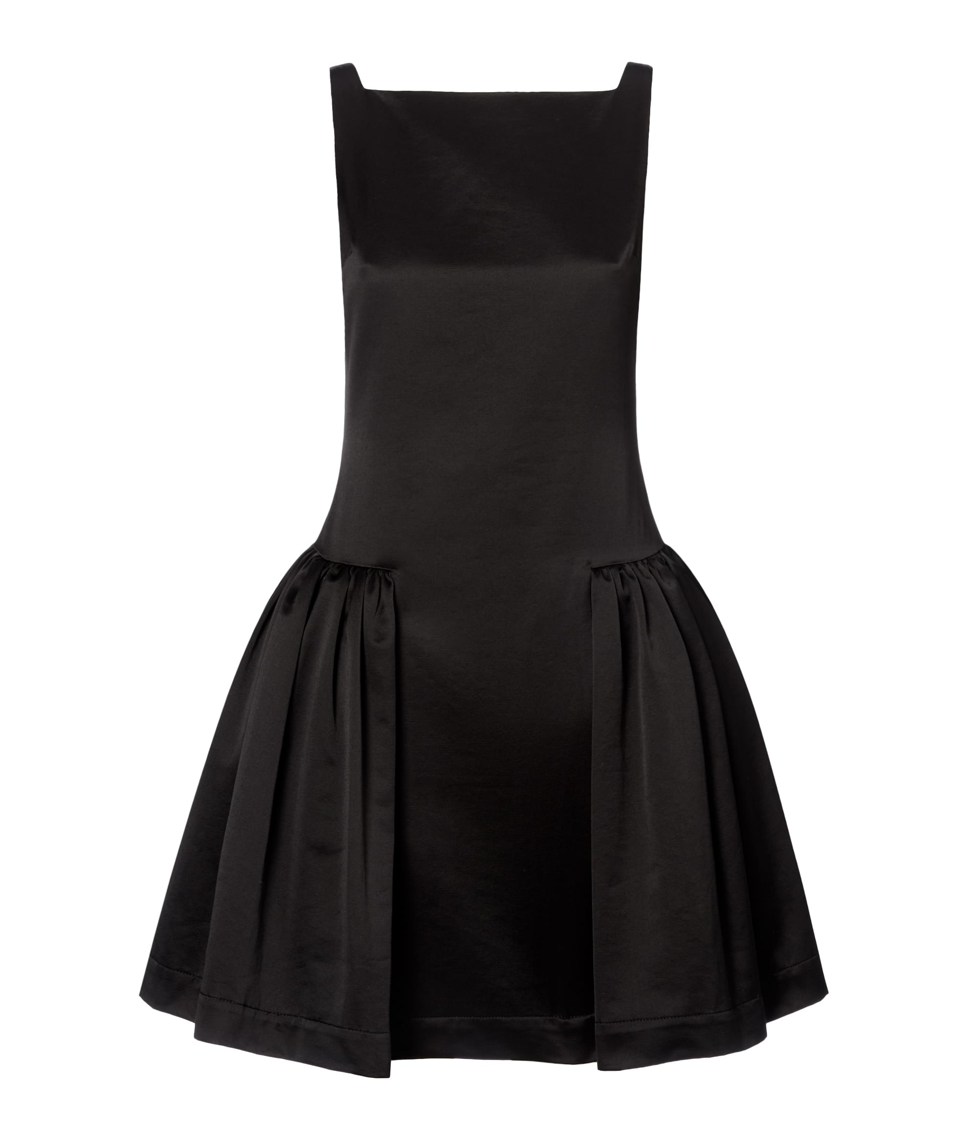 Vivienne Westwood Black Degass Dress