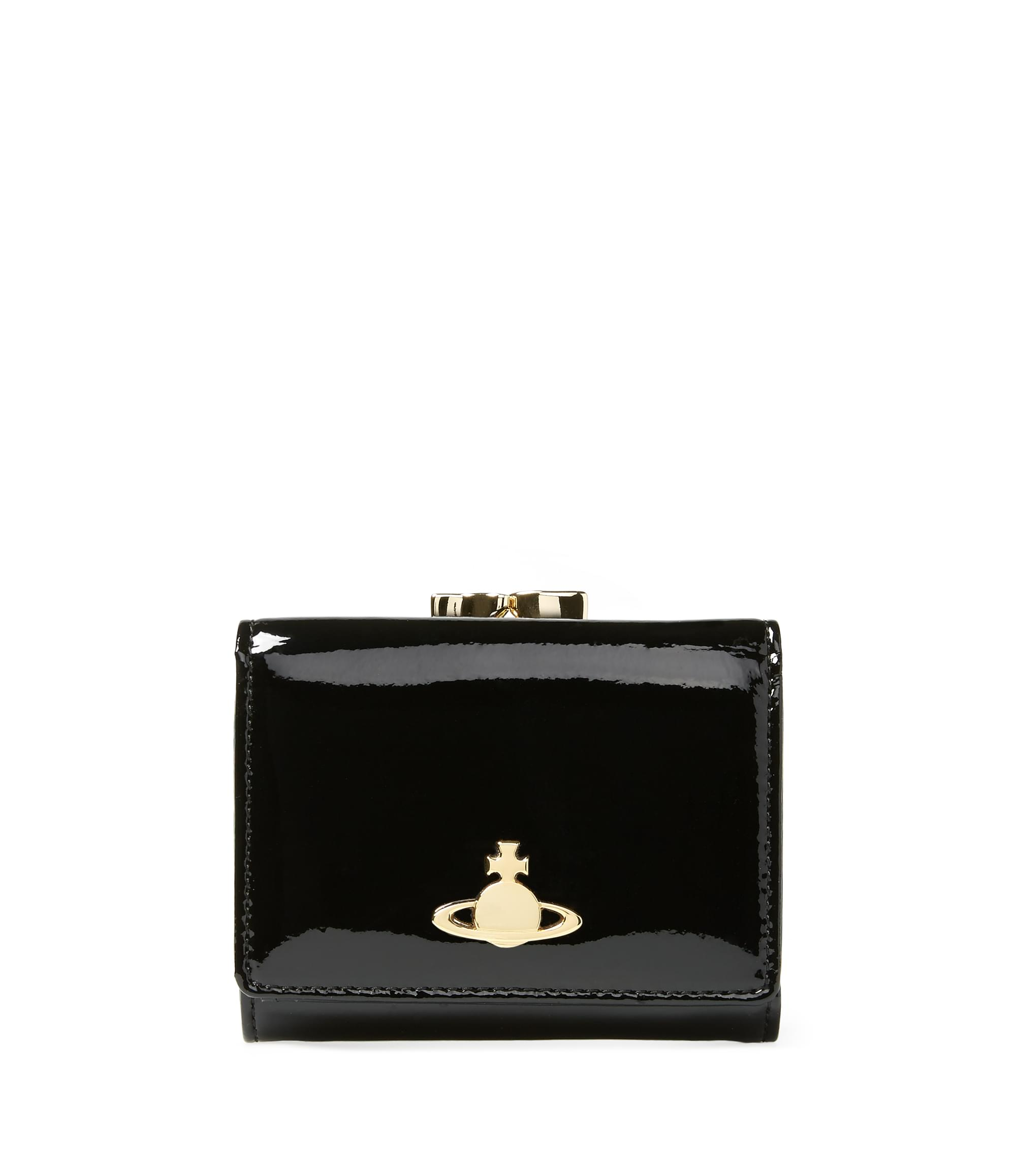 Vivienne Westwood Black Mirror Ball Purse 1311