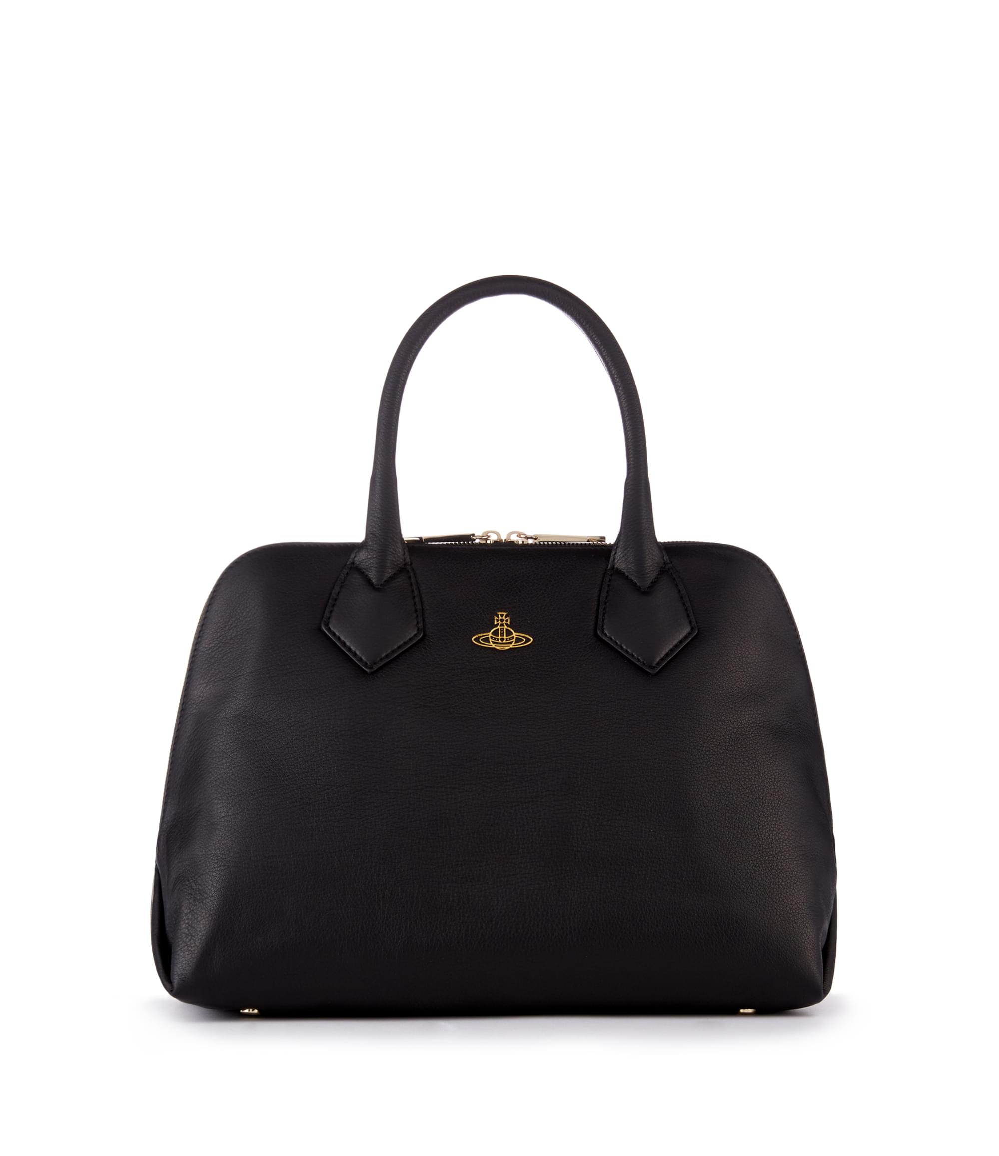 Vivienne Westwood Black Spencer Bag 13813