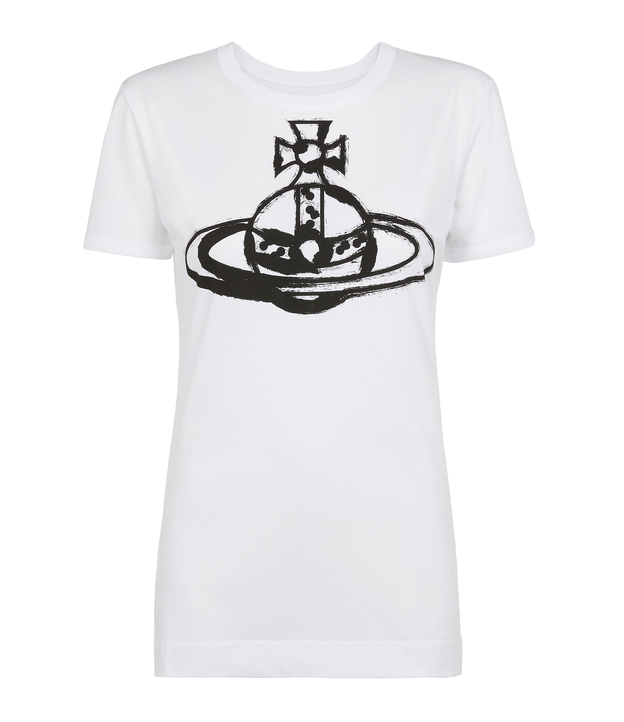 Vivienne Westwood Brushstroke Orb Classic T-Shirt
