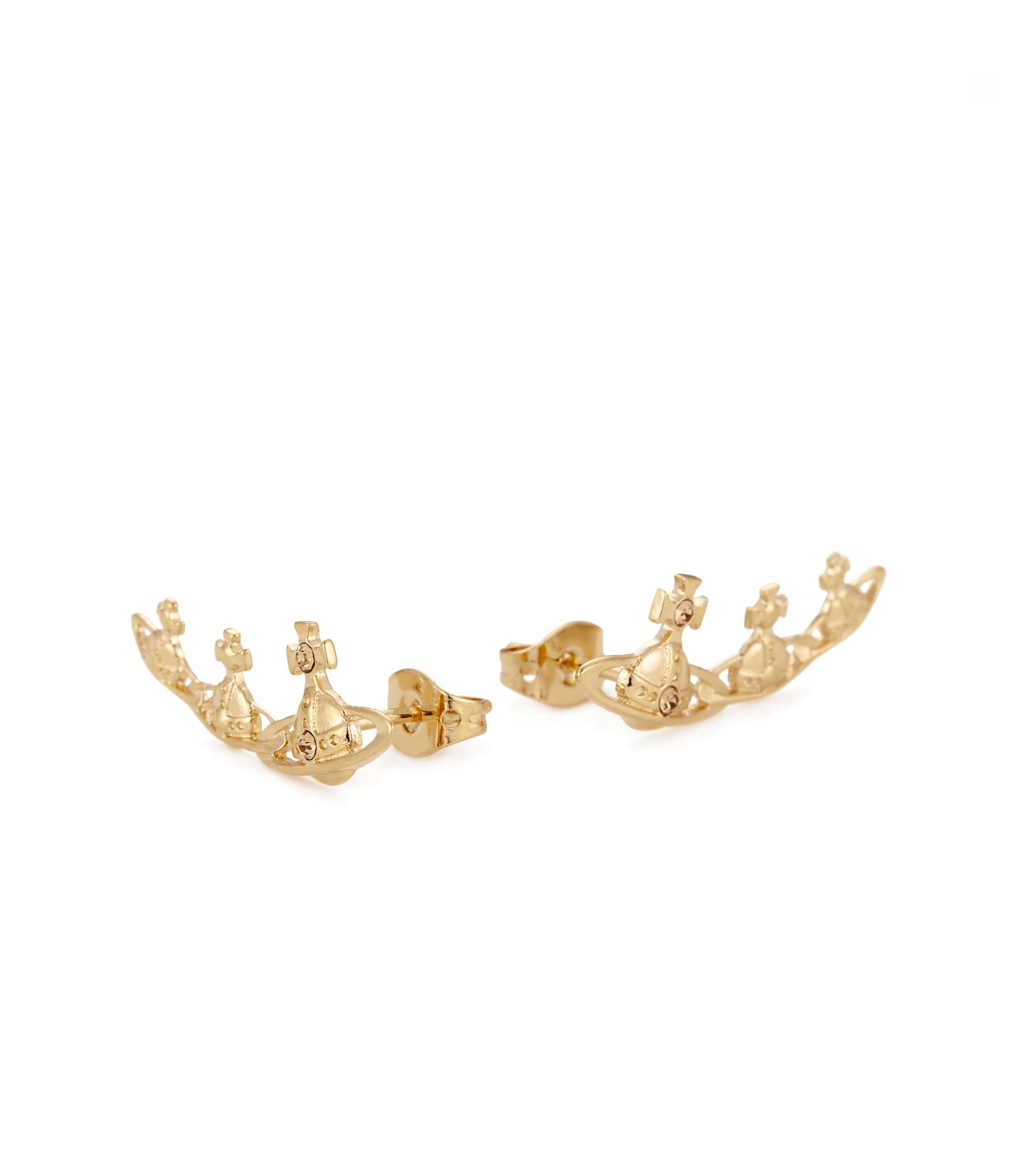 Vivienne Westwood Candy Earrings Light Topaz