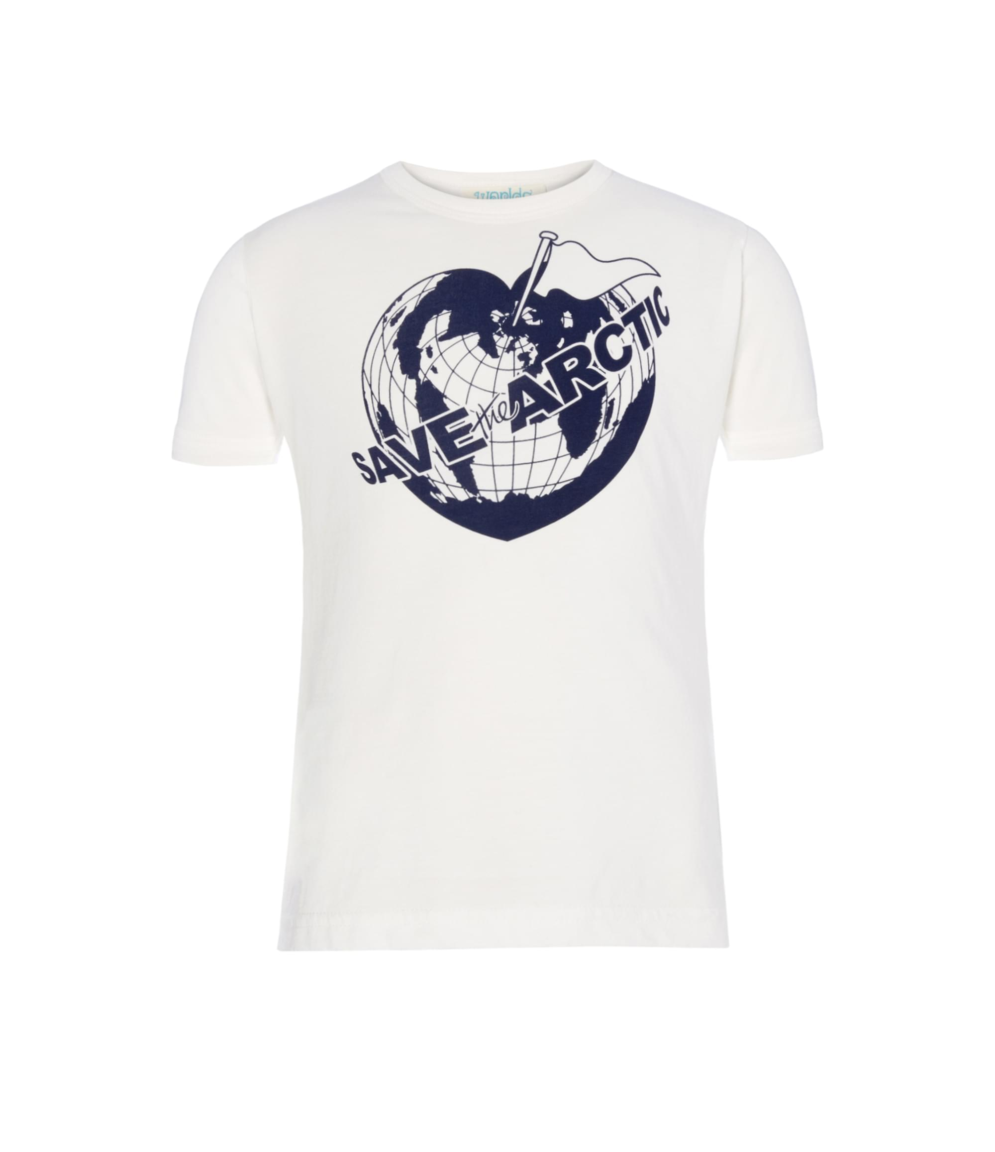 Vivienne Westwood Childs Save the Arctic T-Shirt