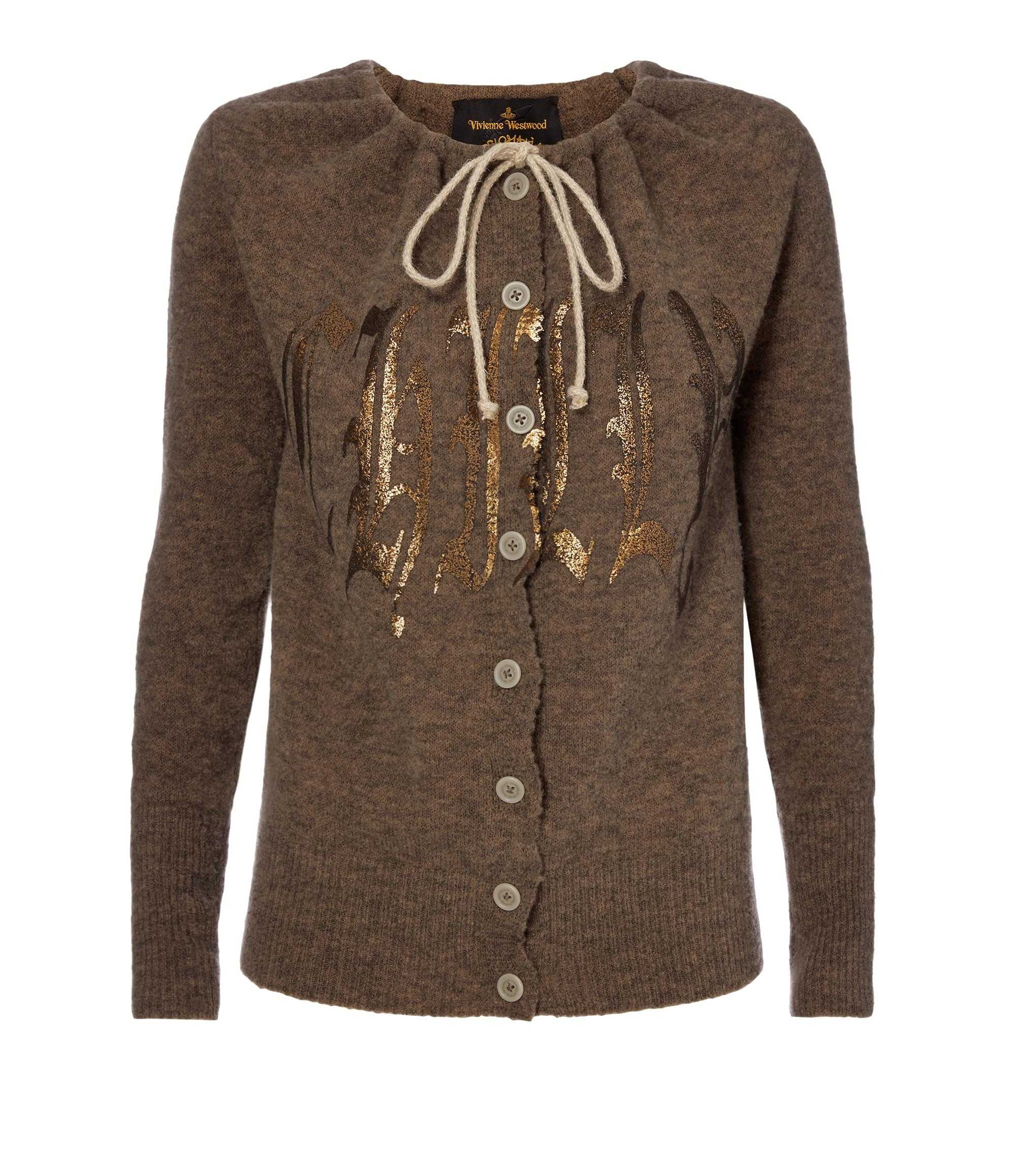 Vivienne Westwood Chilly Oasis Cardigan