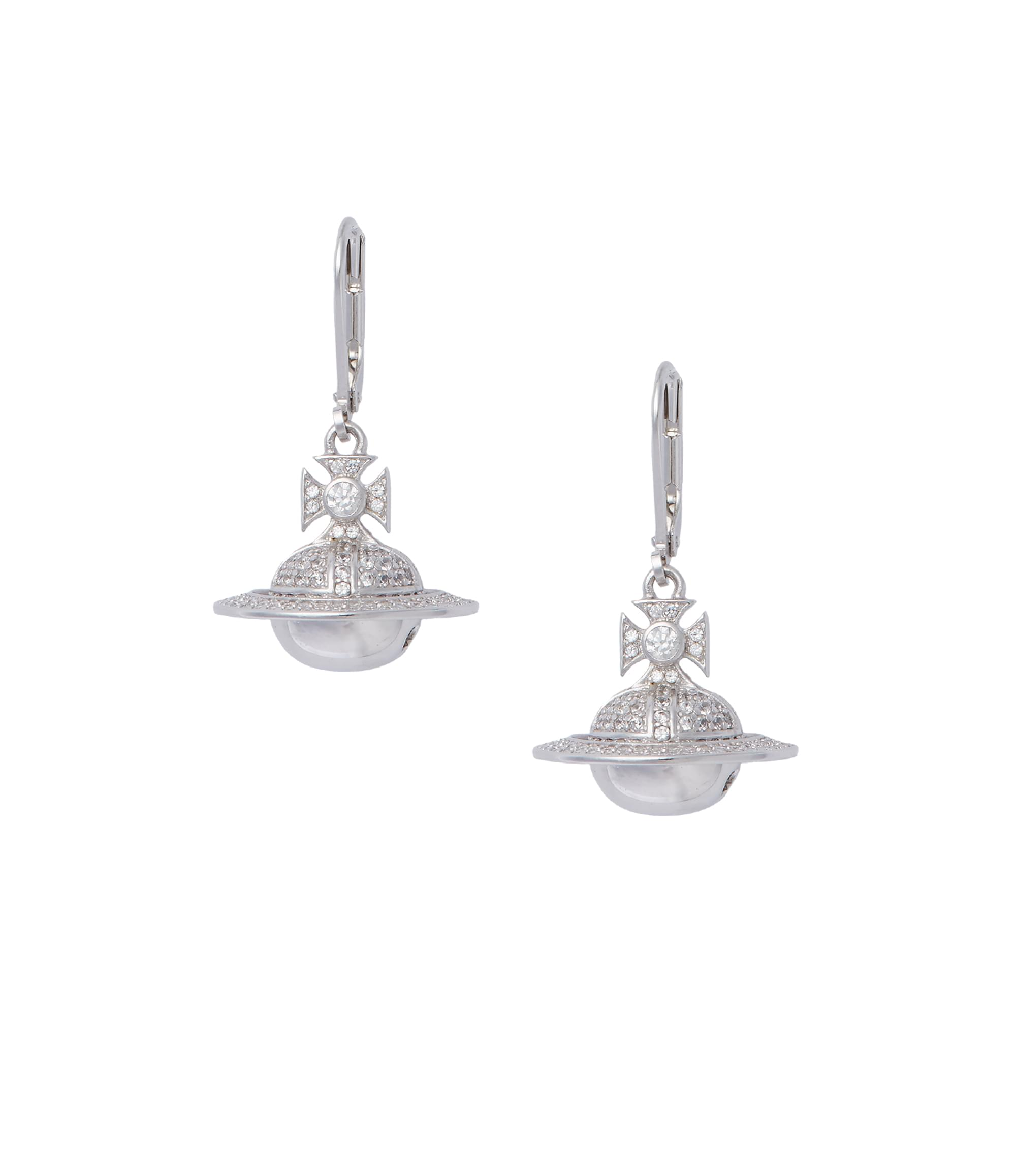 Vivienne Westwood Darius Orb Earrings