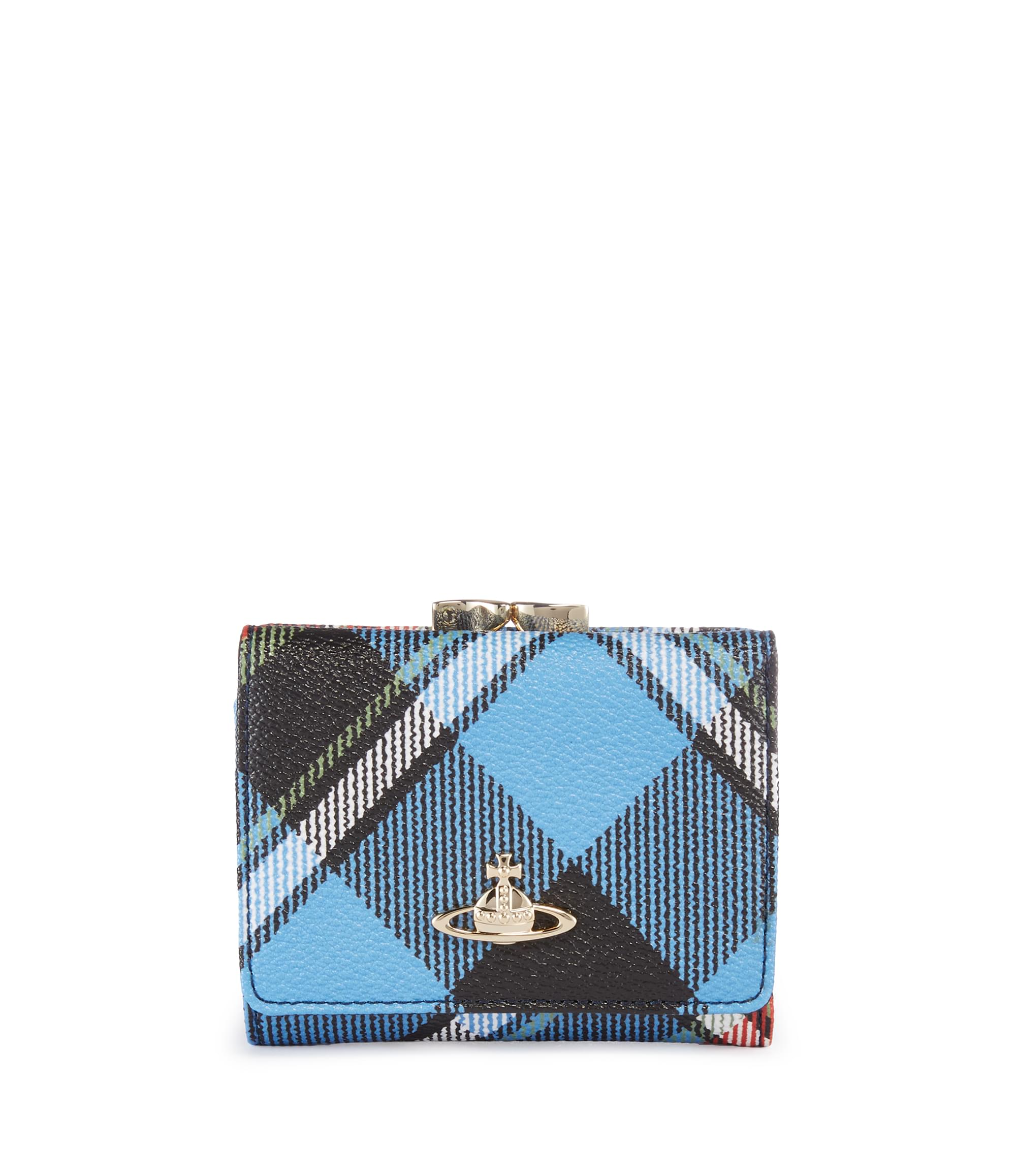 Vivienne Westwood Derby Wallet With Coin Pocket 51010001 George