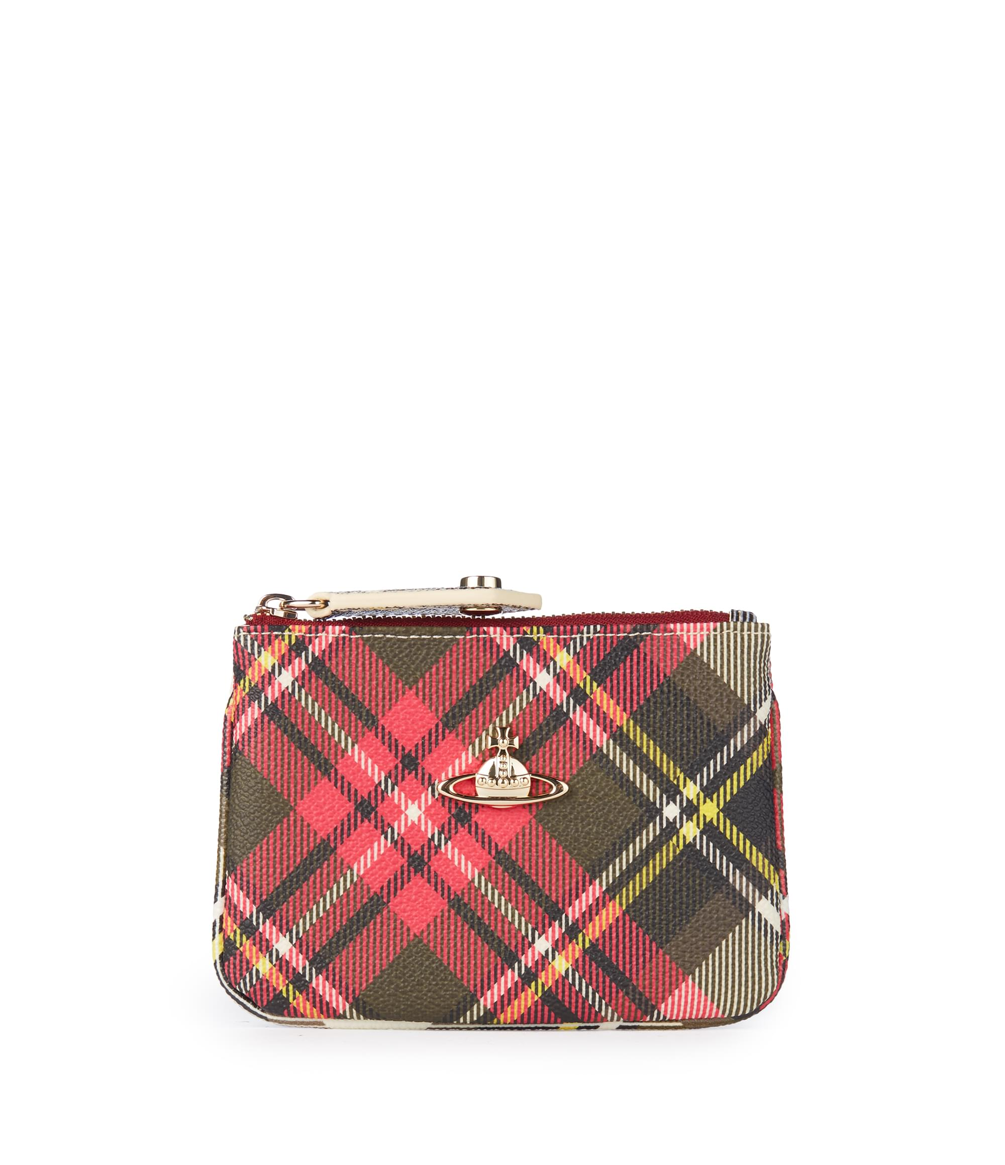 Vivienne Westwood Derby Wallet With Coin Pocket 51010007 New Exh