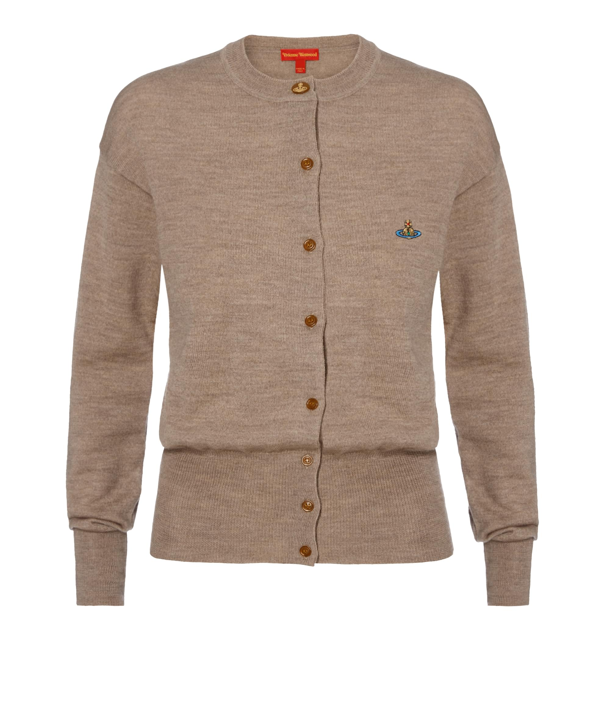 Vivienne Westwood Fawn Classic Cardigan