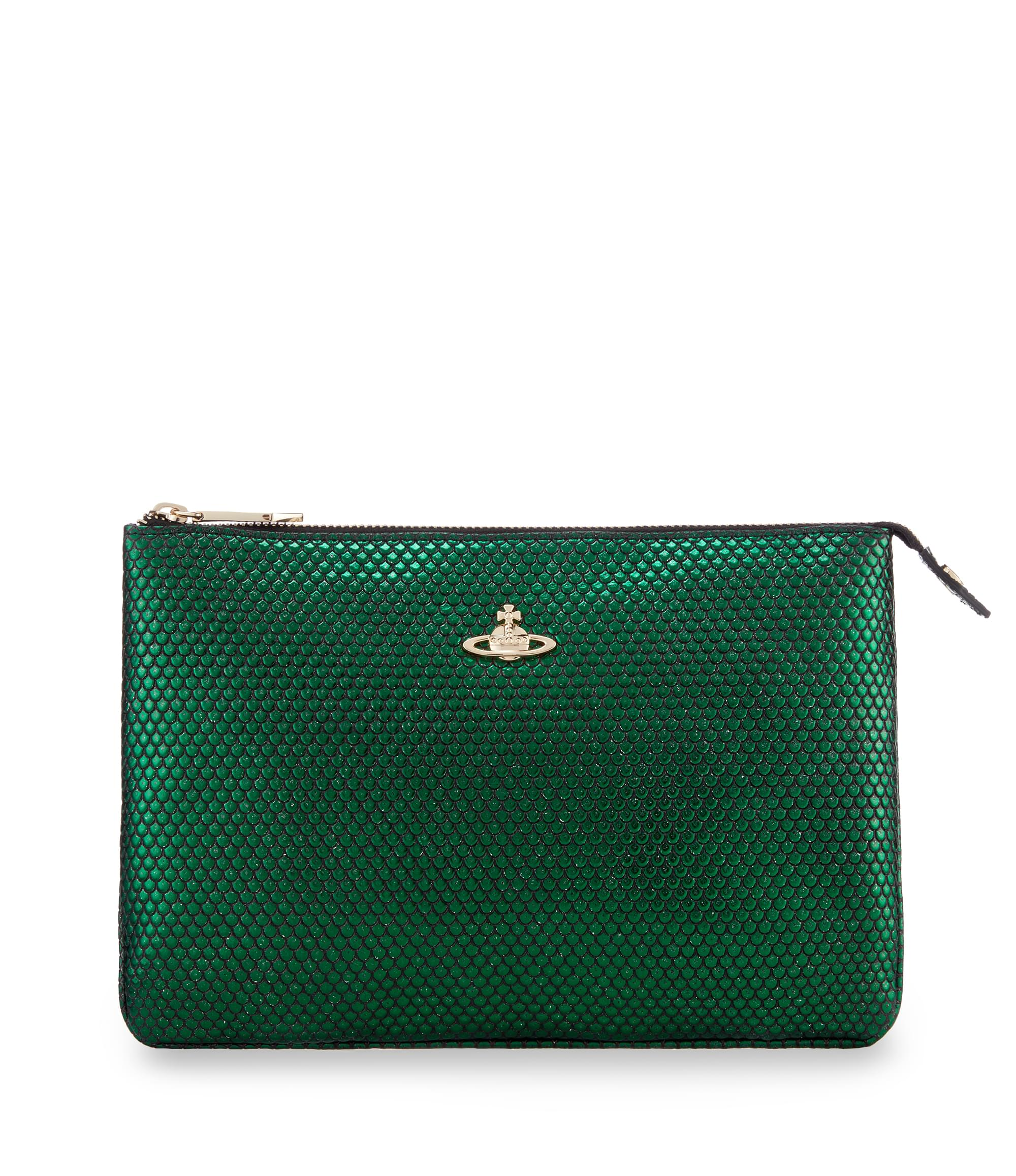 Vivienne Westwood Florence Pouch 52020008 Green