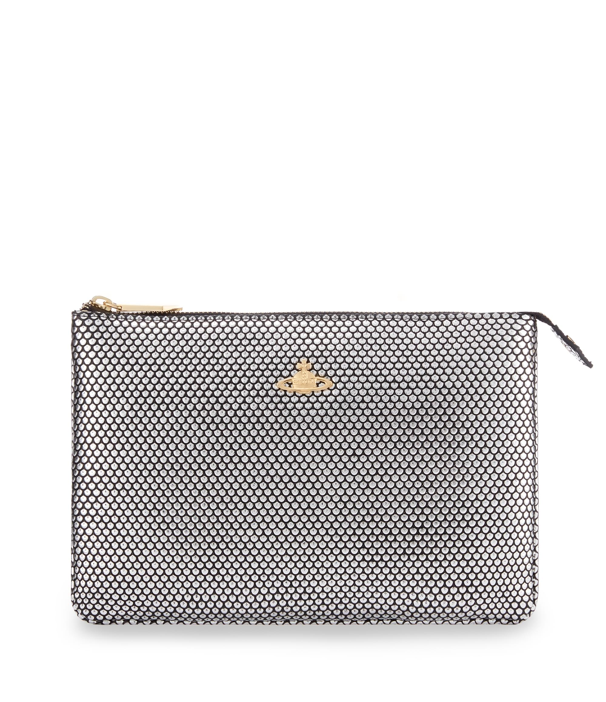 Vivienne Westwood Florence Pouch 52020008 Silver