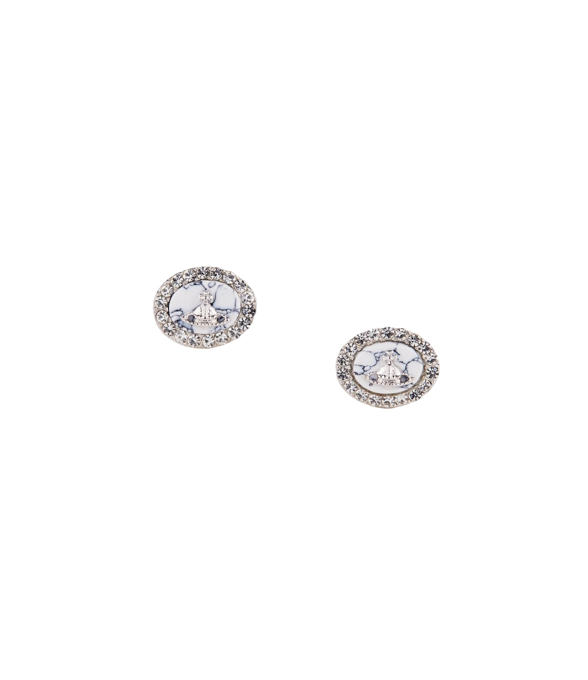 Vivienne Westwood Giselle Earrings Howlite