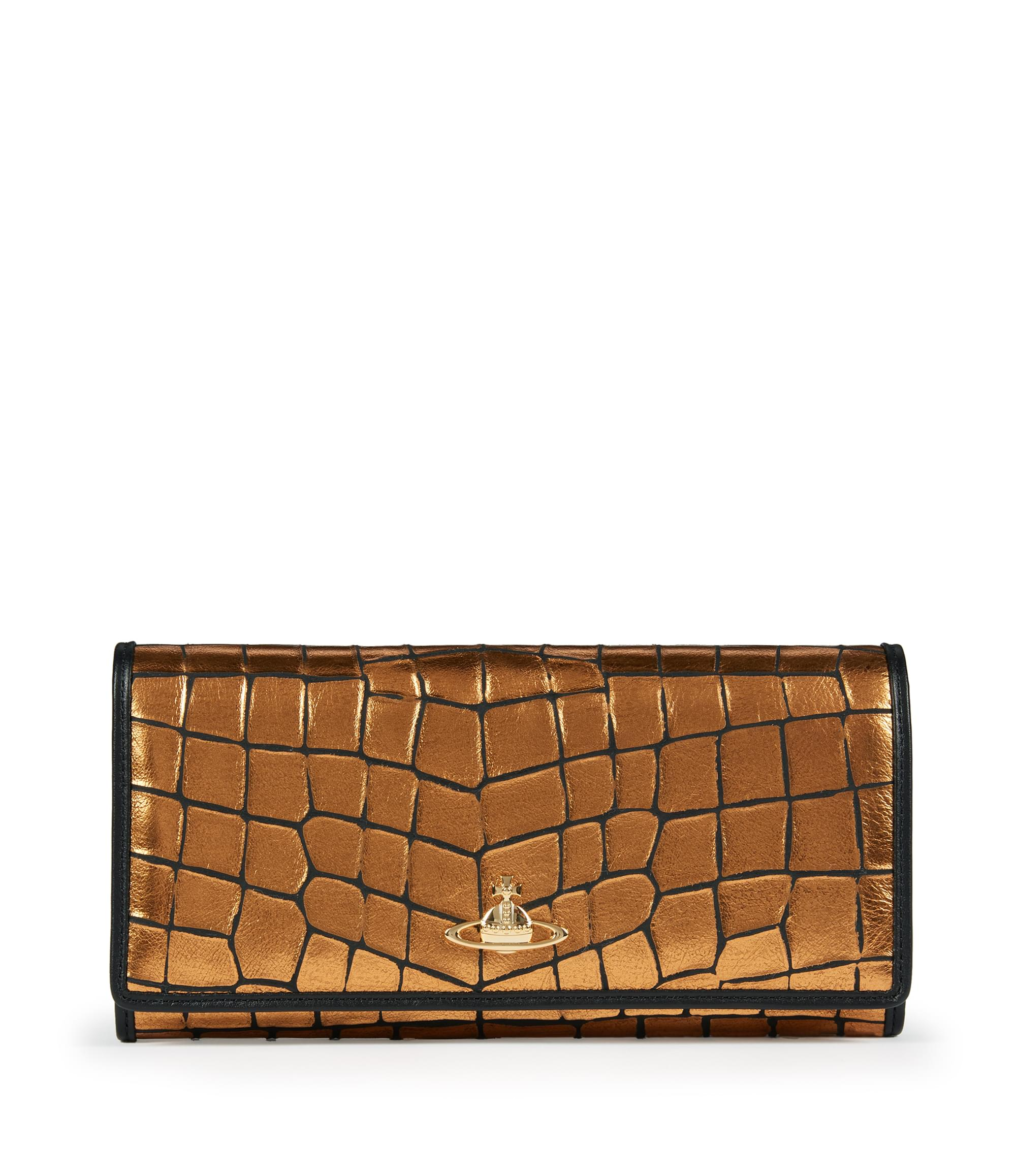 Vivienne Westwood Gold Armour Purse 2800