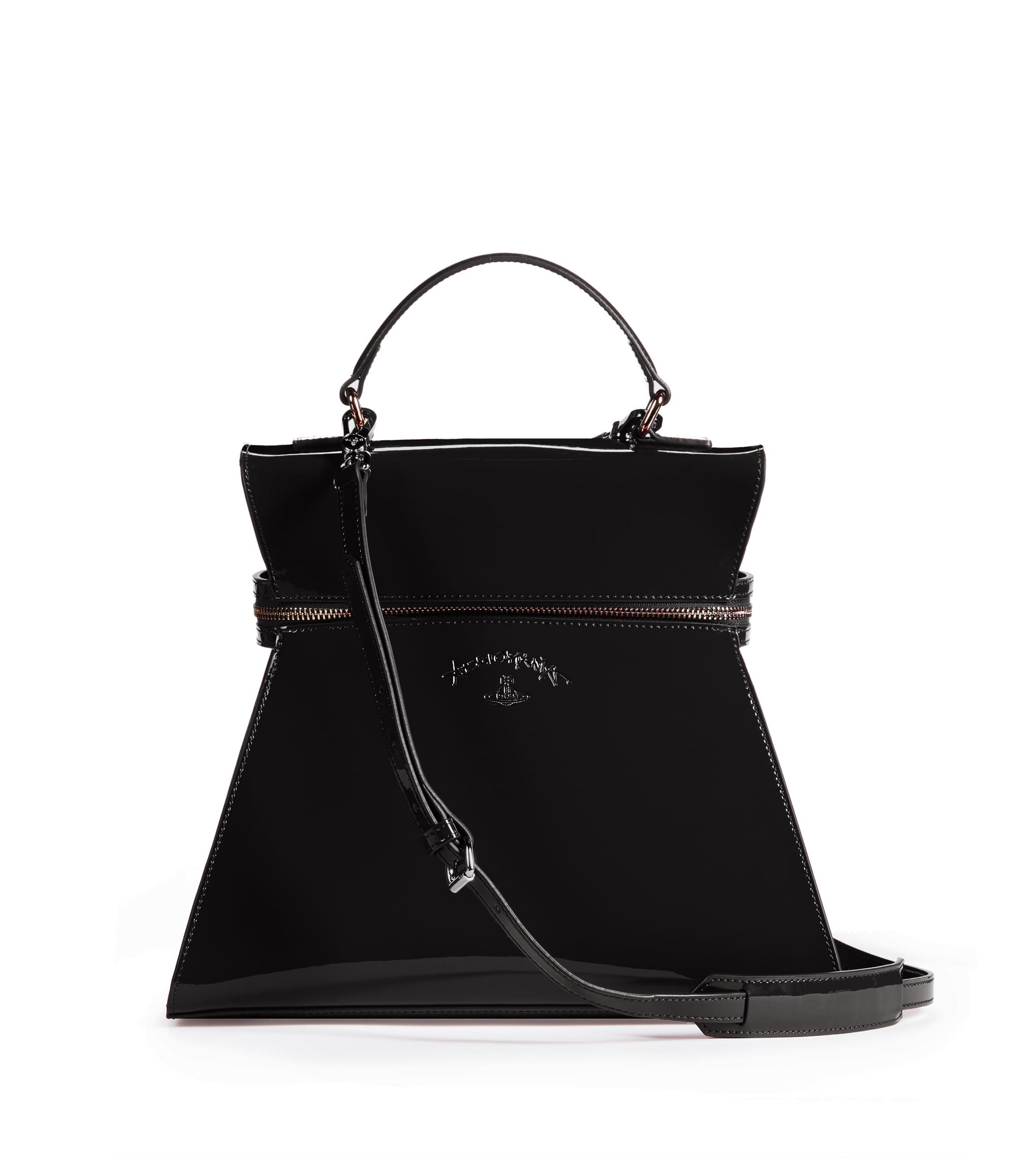 Vivienne Westwood Kelly Handbag 190044 Black