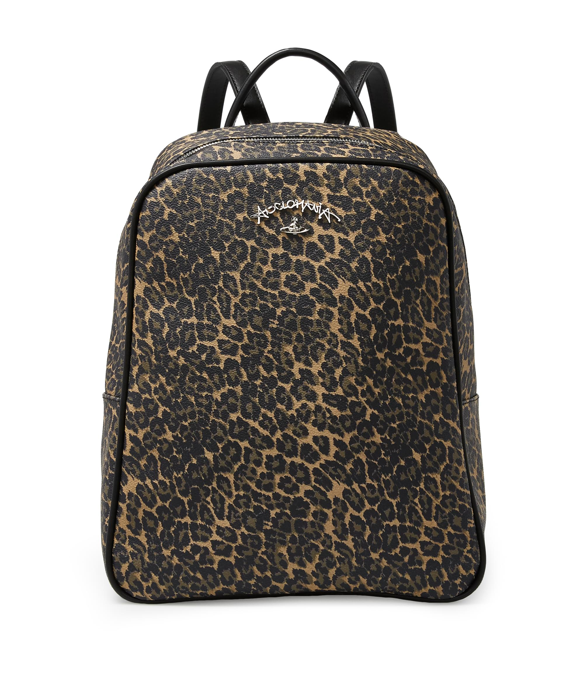 Vivienne Westwood Leopard Backpack 190038 Green