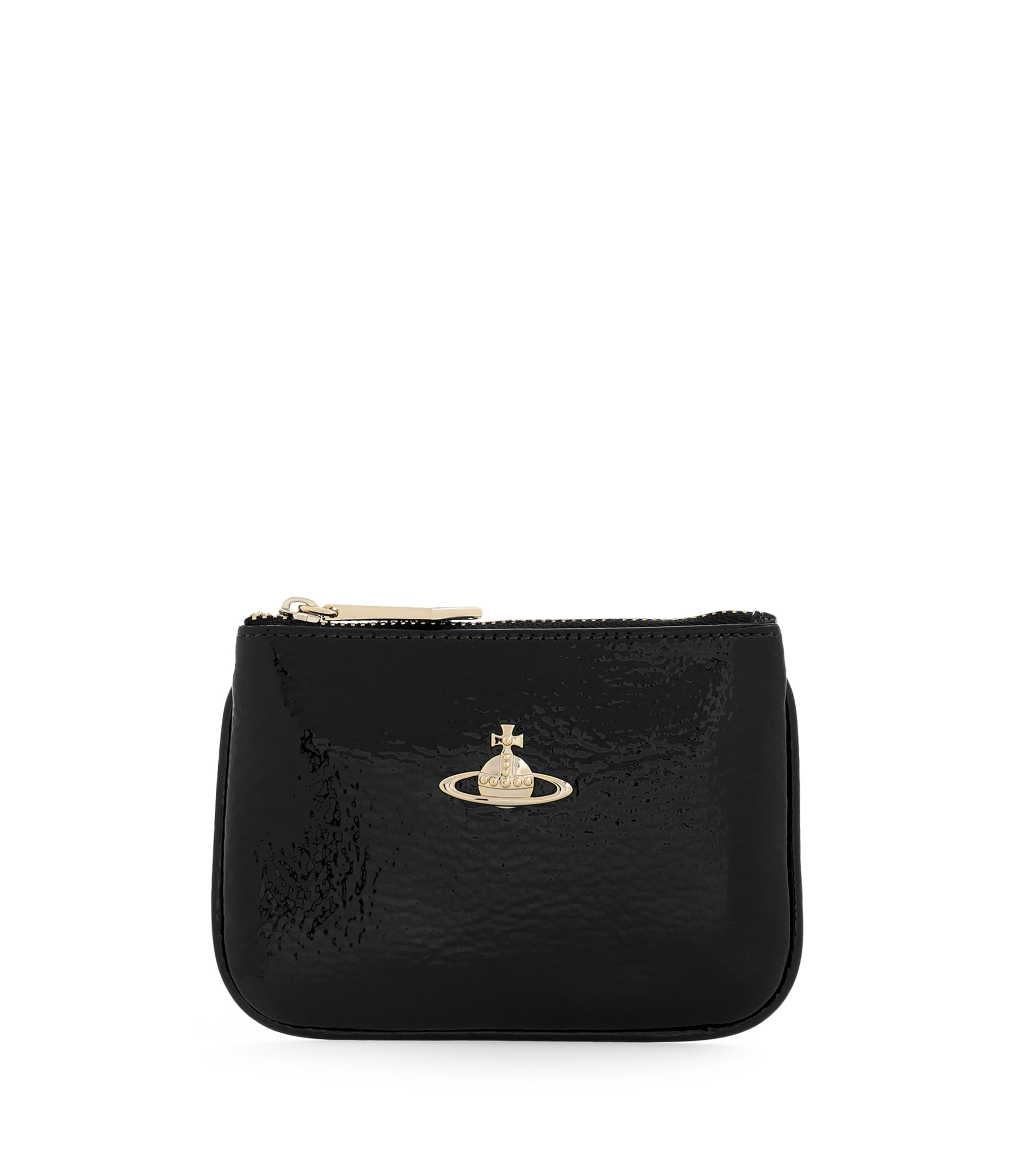 Vivienne Westwood Margate Wallet With Coin Pocket 51010007 Black