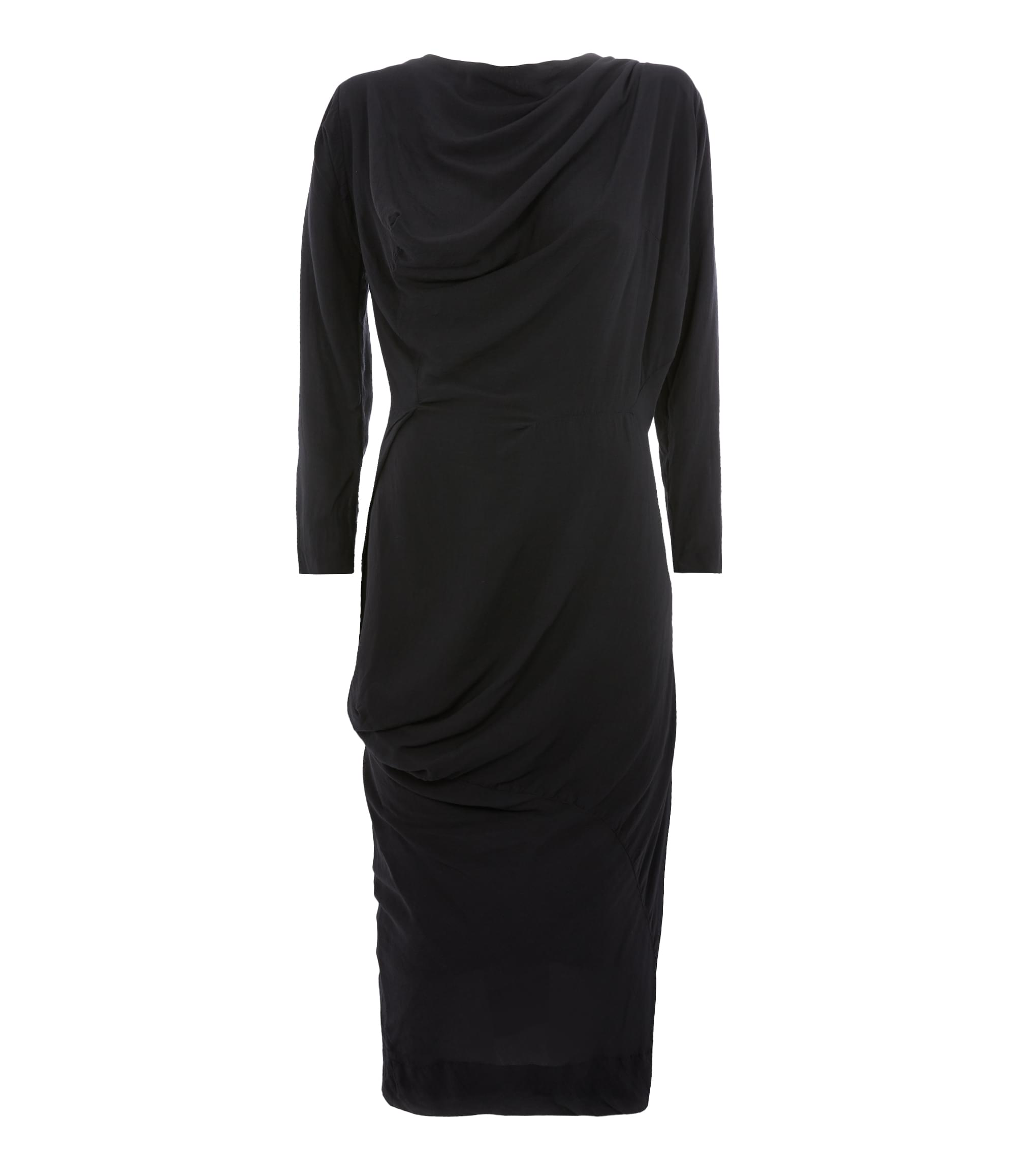 Vivienne Westwood New Fond Dress Black