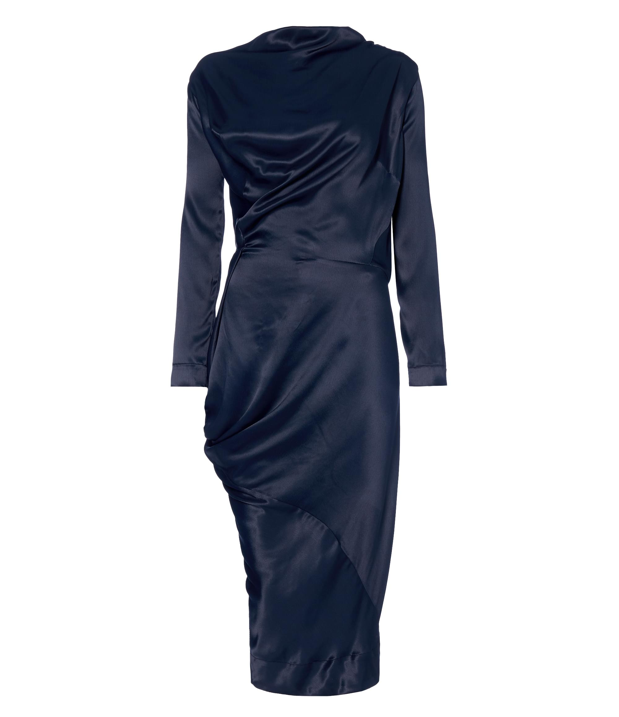 Vivienne Westwood New Fond Dress Navy
