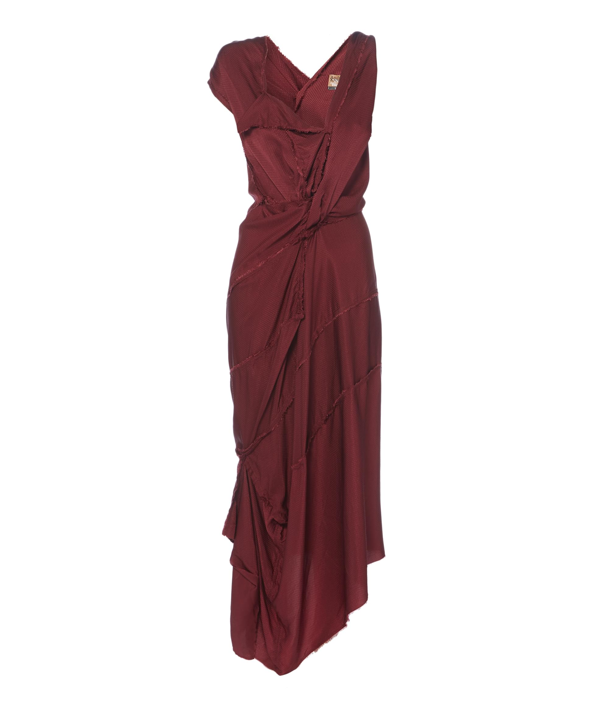 Vivienne Westwood Silk Cartie\u0027 Dress