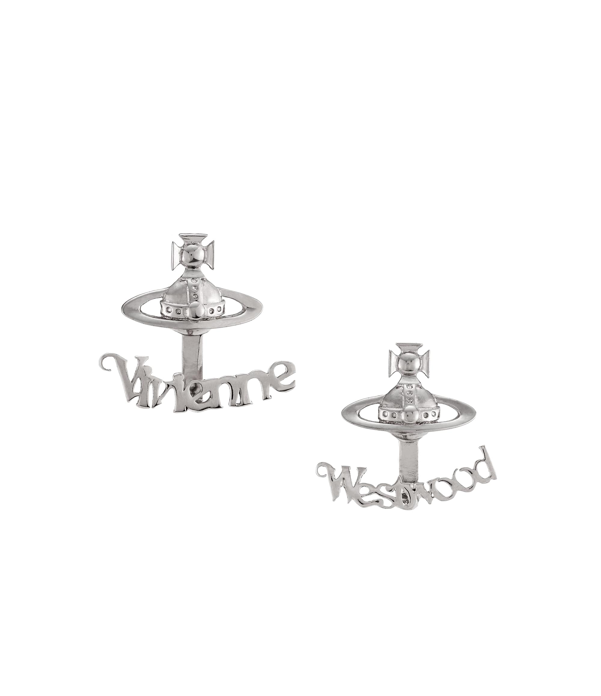 Vivienne Westwood Toni Earrings Silver