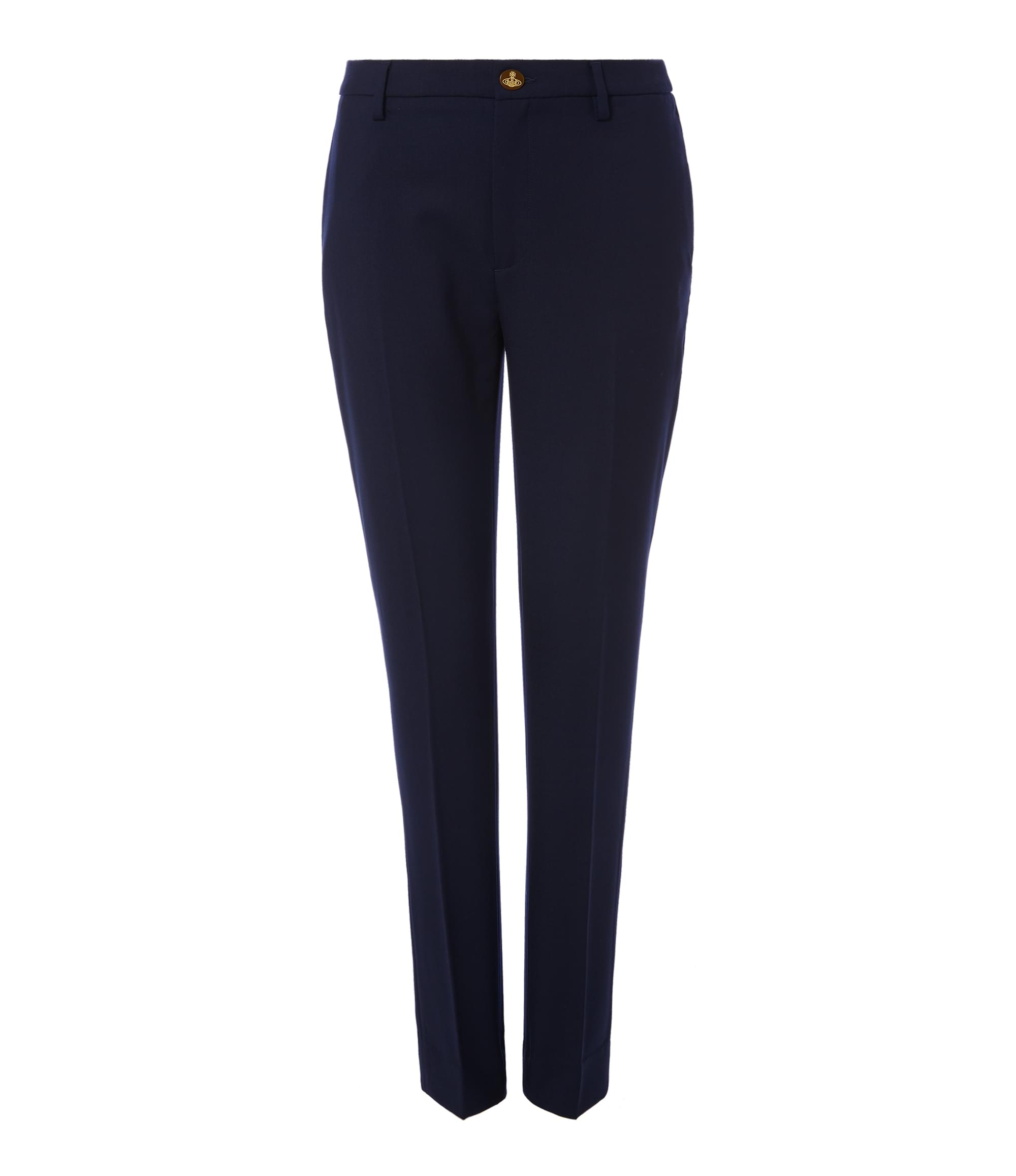 Vivienne Westwood Tuxedo Trousers Navy