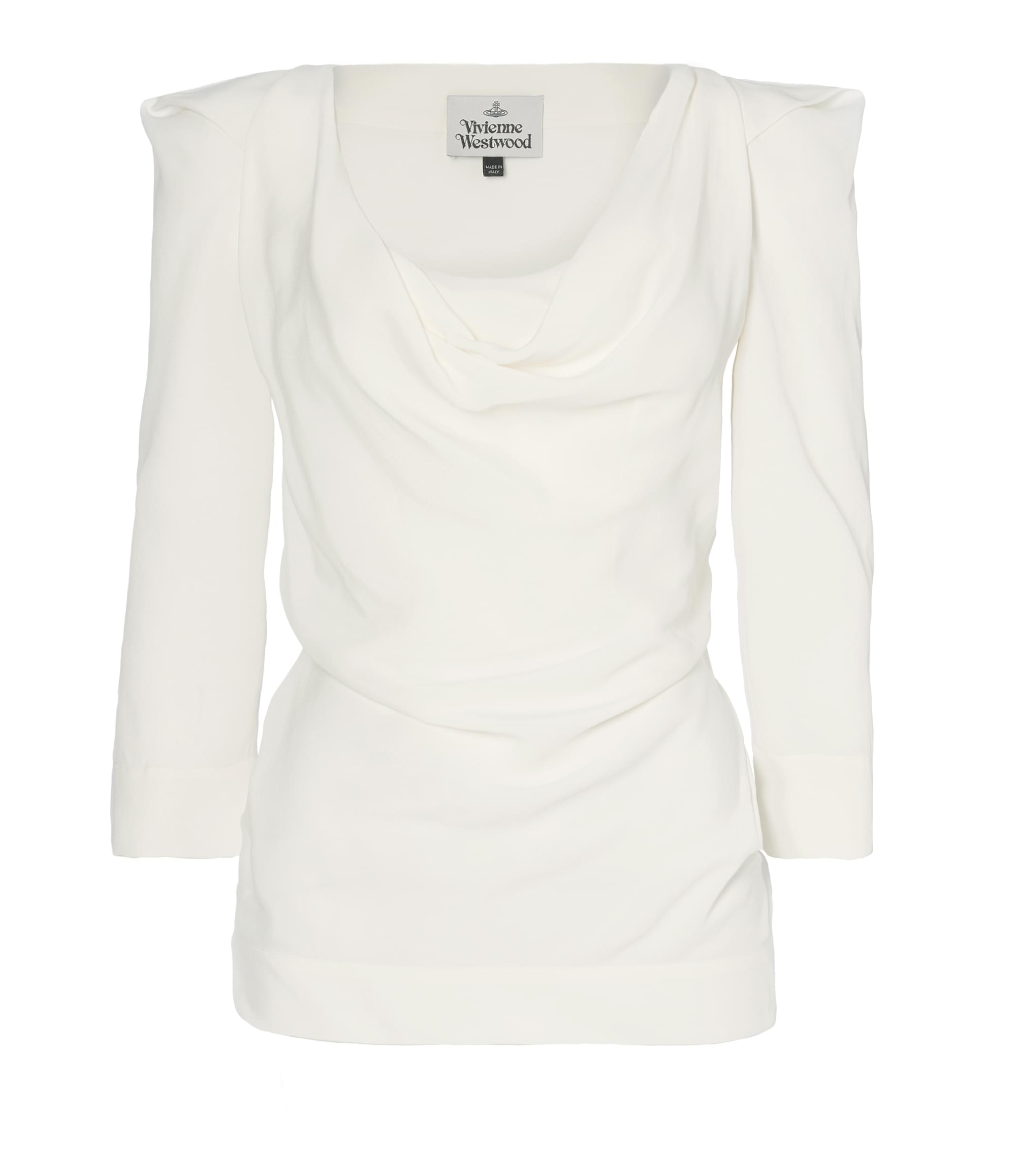Vivienne Westwood Virginia Top Off White