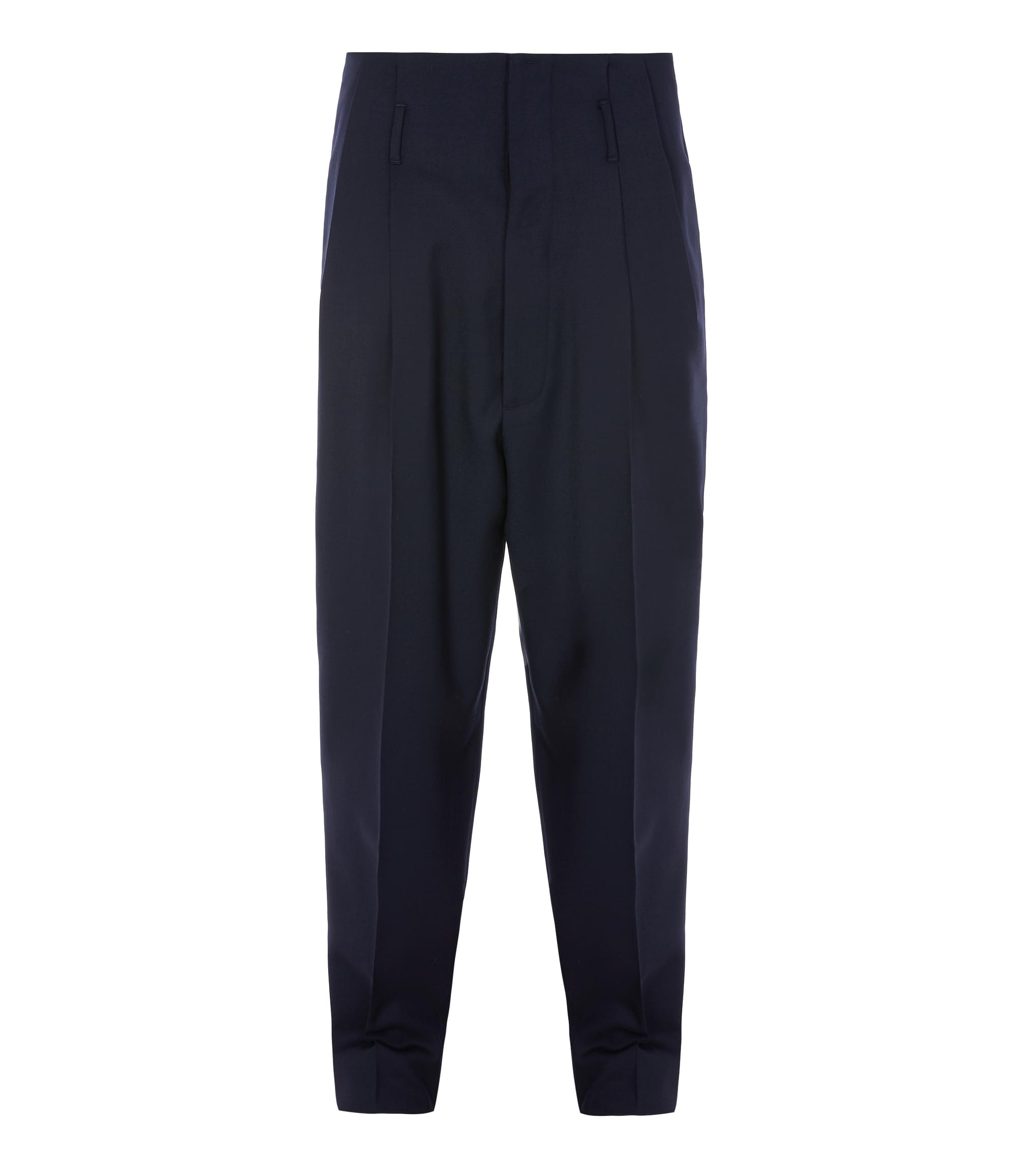 Vivienne Westwood Zoot Trousers Navy
