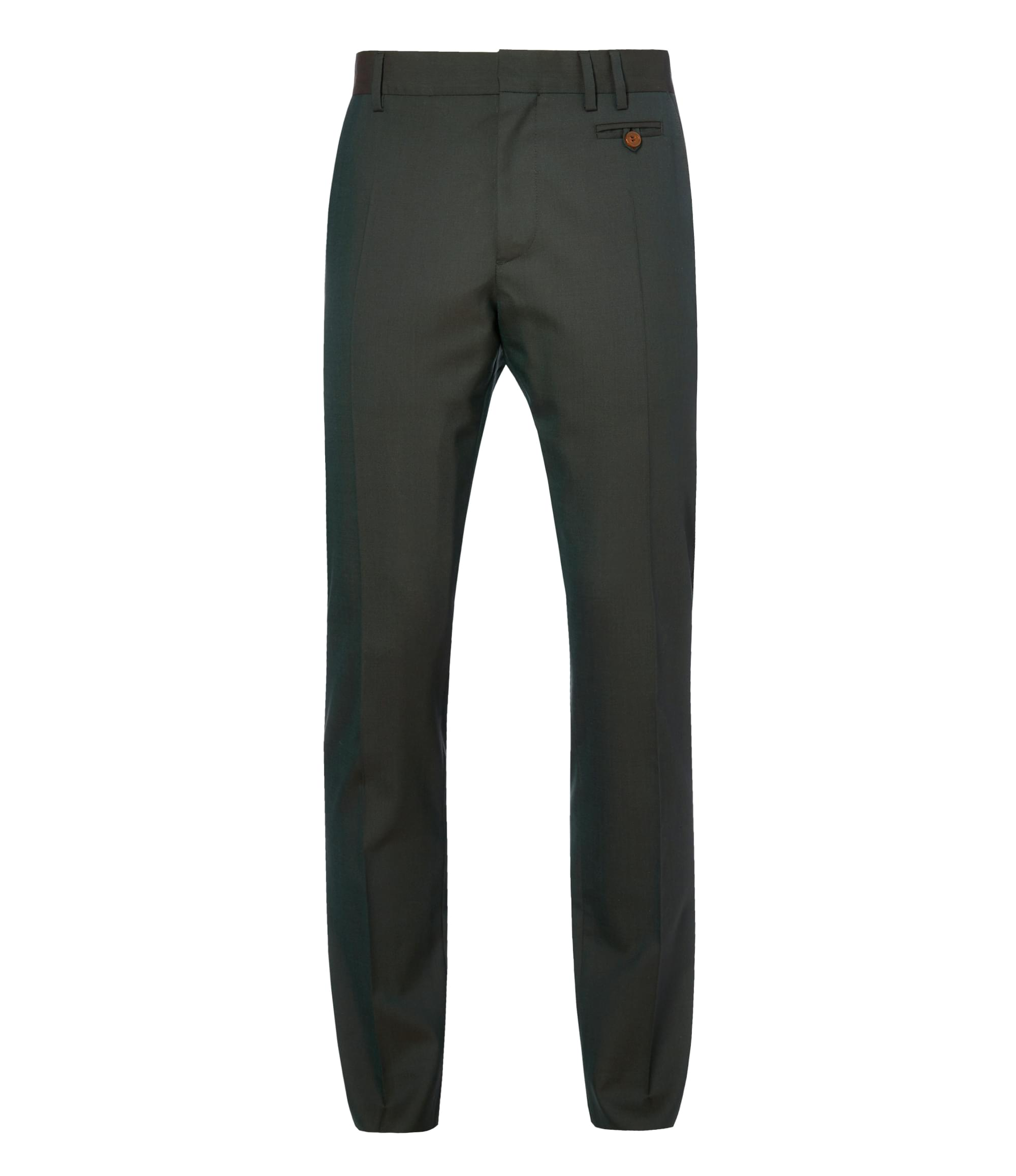 Vivienne Westwood Green Classic Trousers