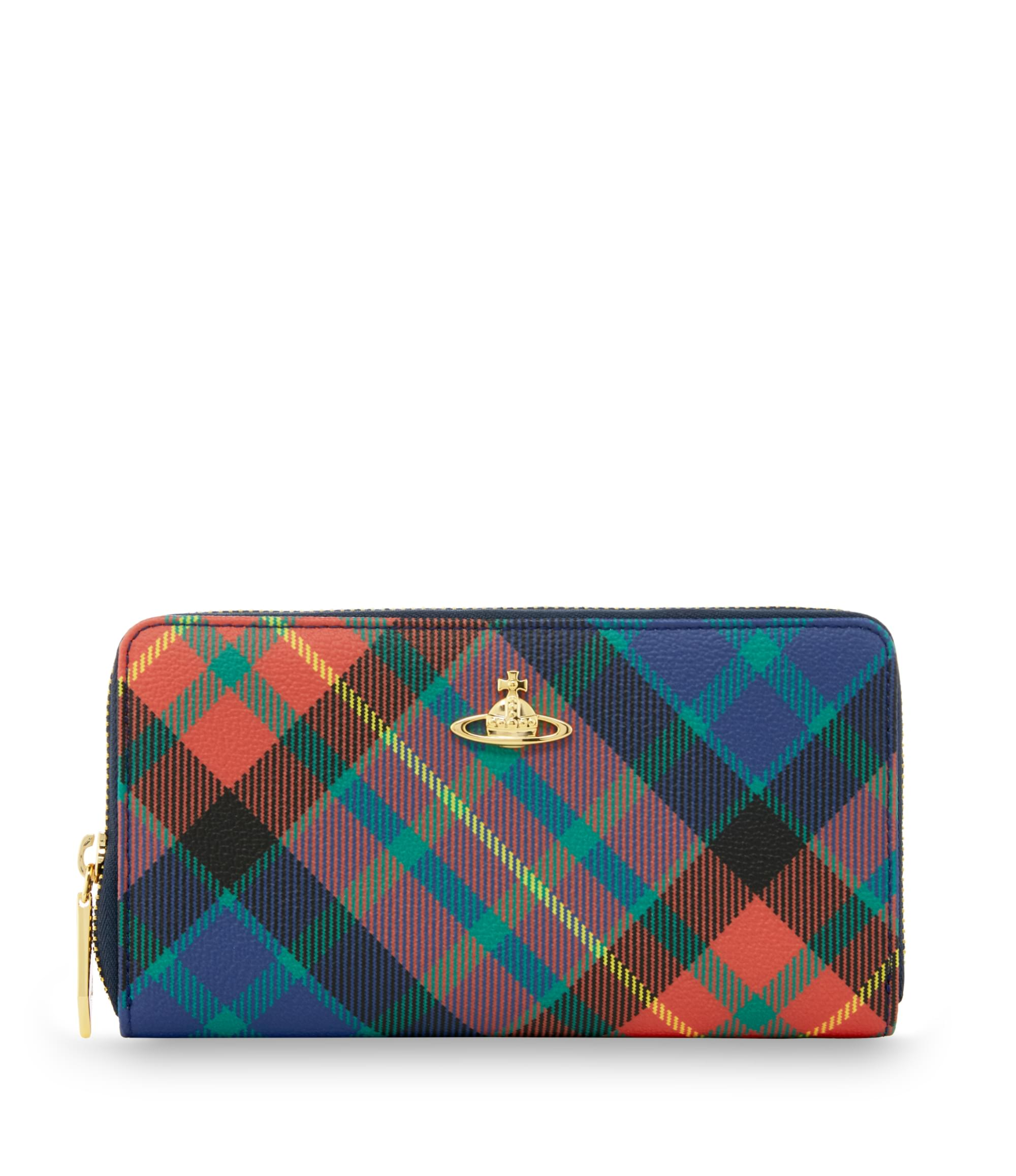 Vivienne Westwood Mac Charles Derby Zip Purse 5140